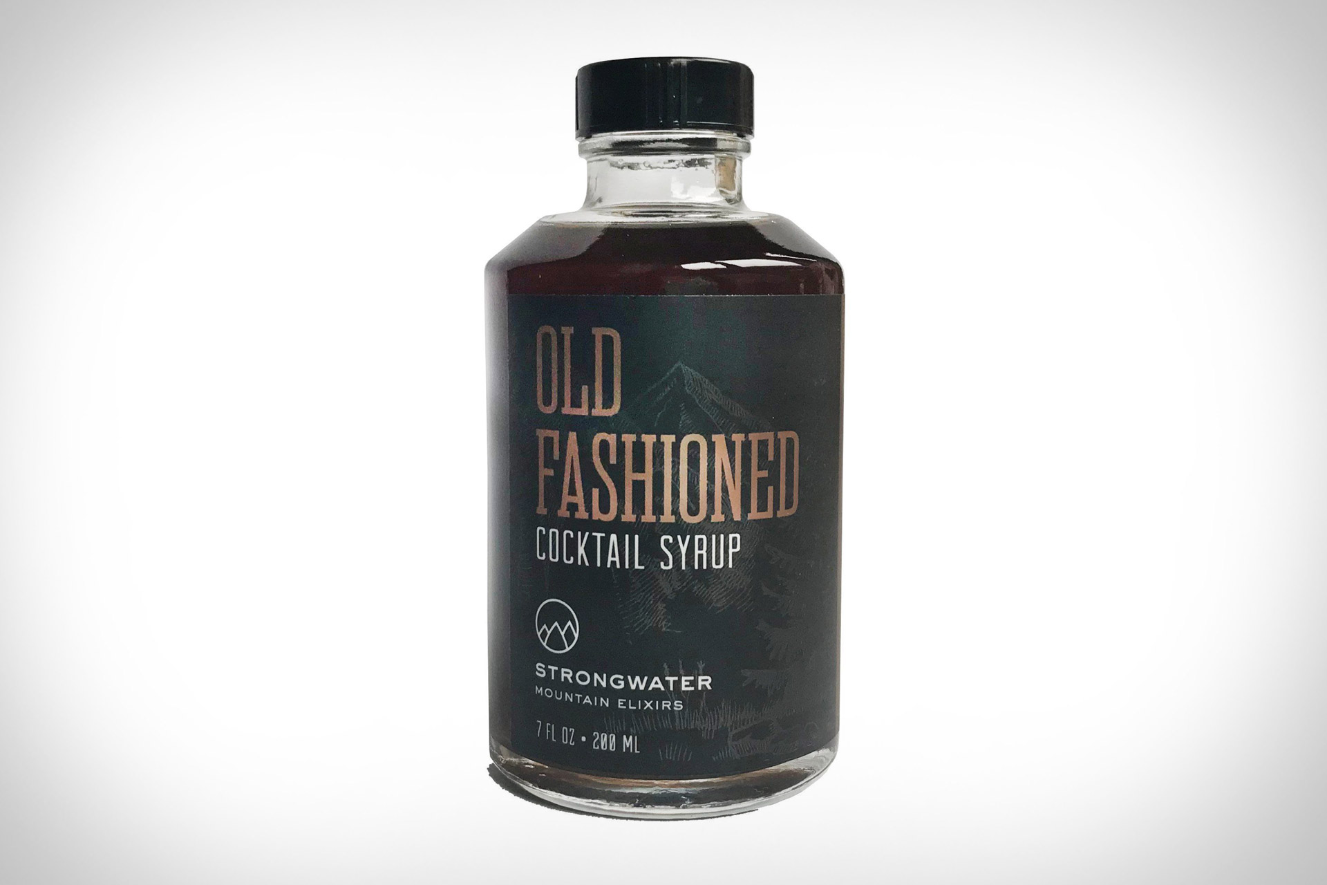 Ratio Of Bourbon In Old Fashioned