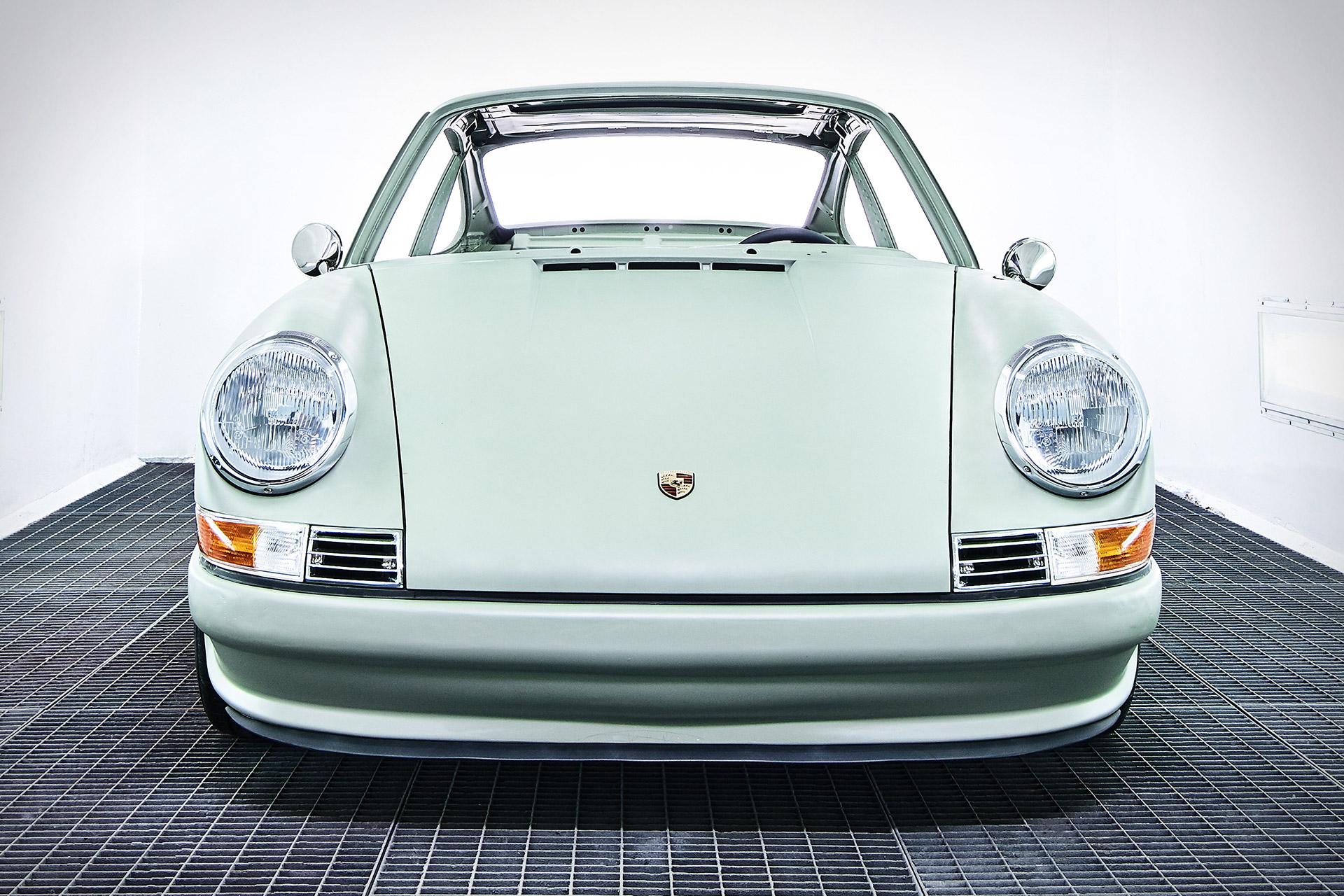 Voitures Extravert Quintessenza Electric Porsche Uncrate