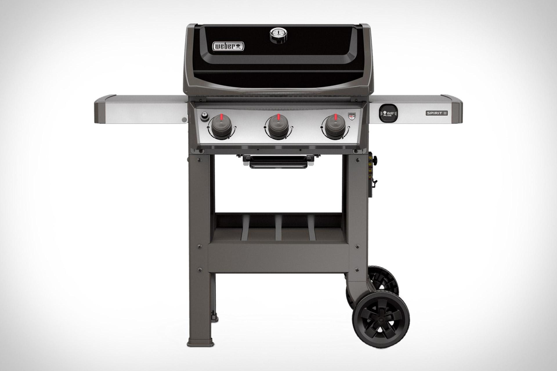 weber spirit ii gas grill uncrate. Black Bedroom Furniture Sets. Home Design Ideas