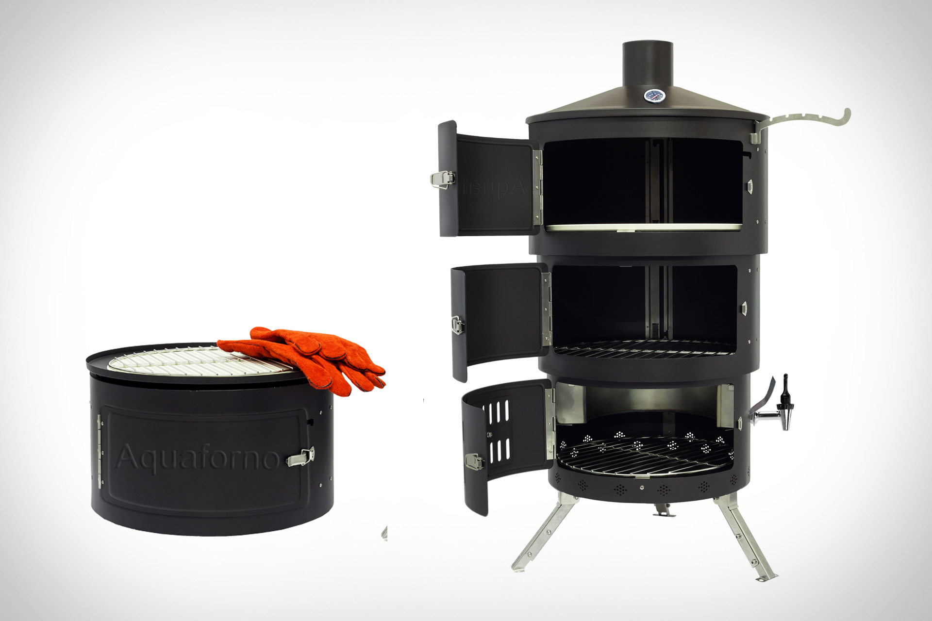 Aquaforno Ii Outdoor Cooking Stove Uncrate