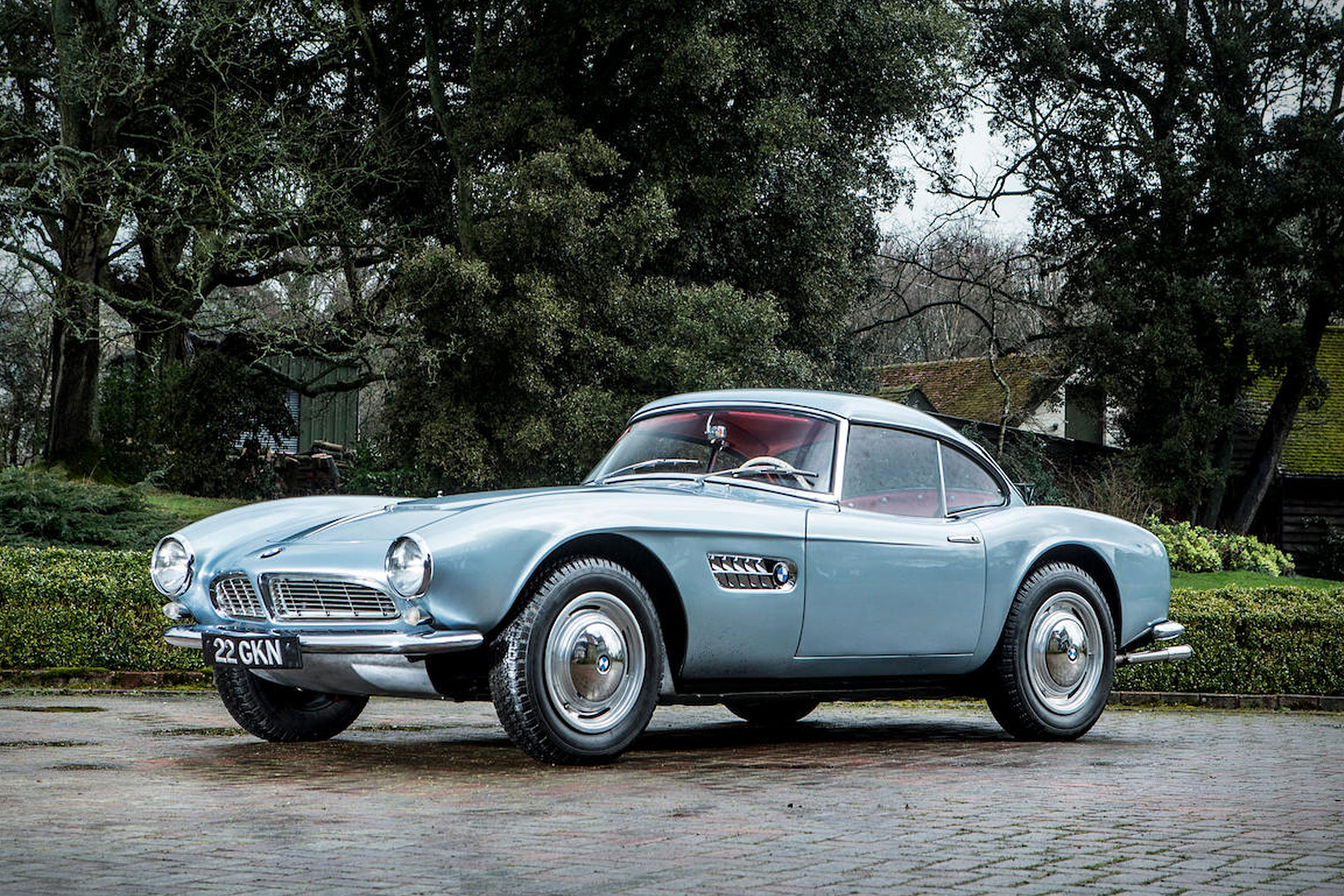 One Owner 1957 Bmw 507 Roadster Uncrate