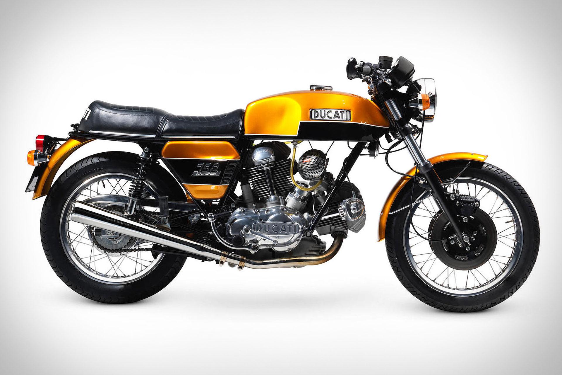 1974 ducati 750 gt motorcycle uncrate. Black Bedroom Furniture Sets. Home Design Ideas