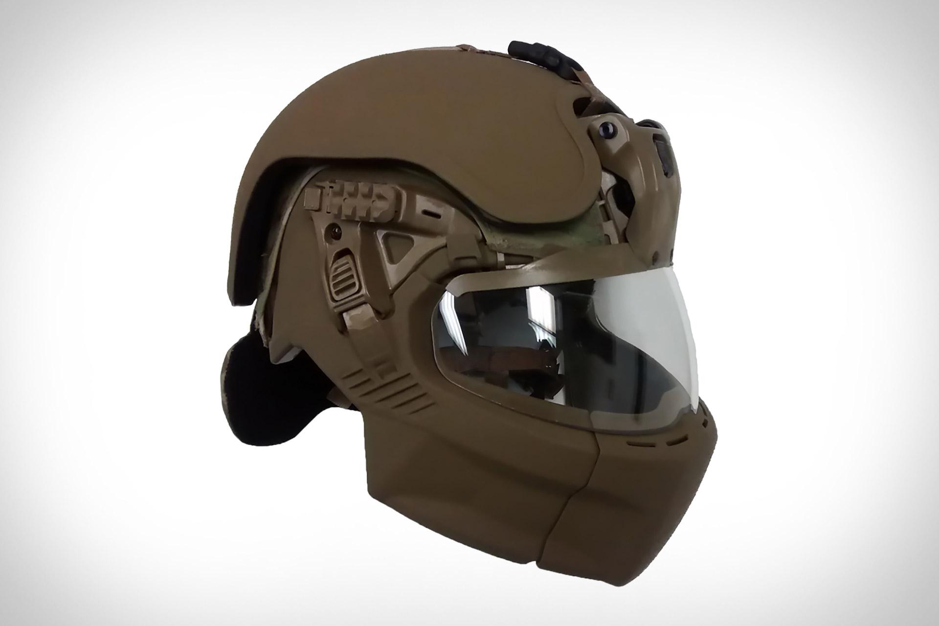 Ceradyne IHPS Ballistic Helmet