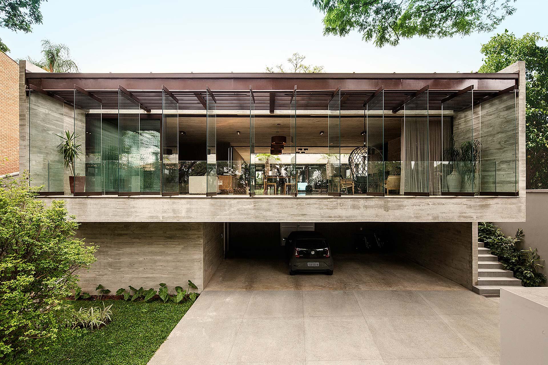 Jardins House