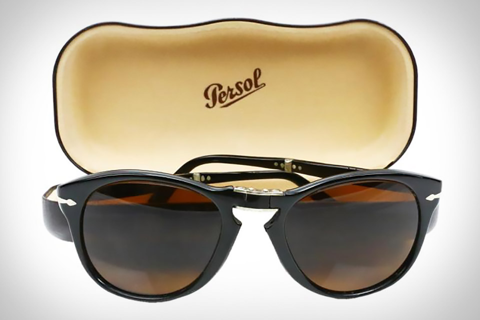 0729a1363f Steve McQueen s Persol 714 Sunglasses