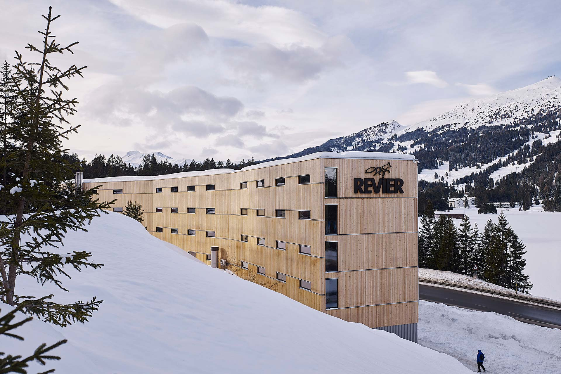 Revier Mountain Lodge
