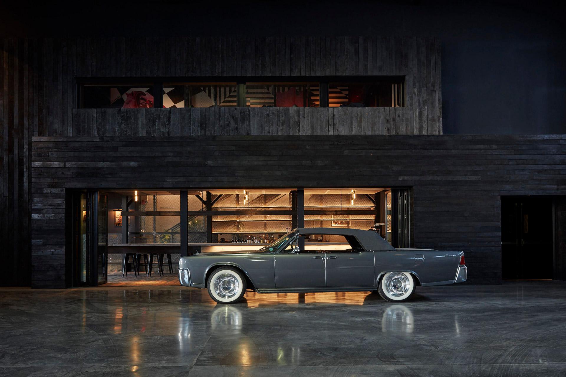 Classic Car Club Manhattan