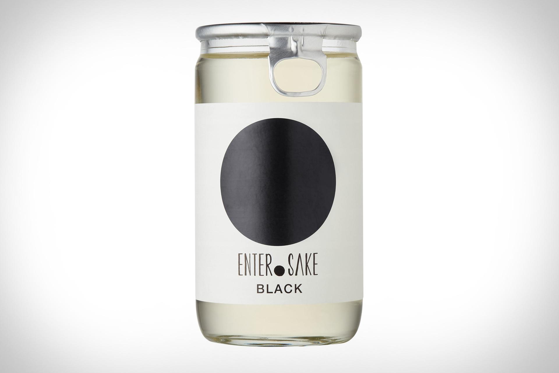 Enter Sake Black