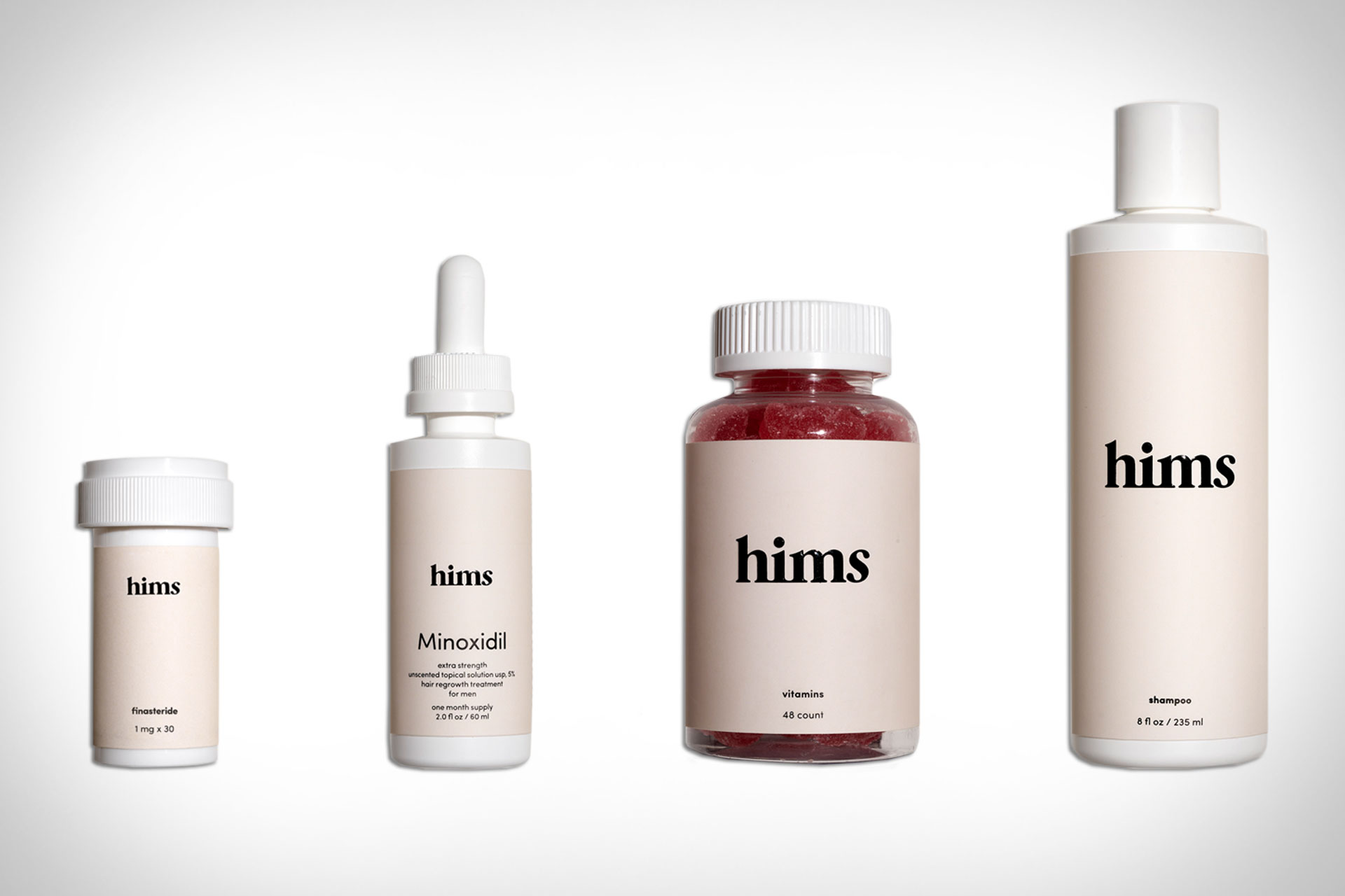 Hims Complete Hair Kit Uncrate