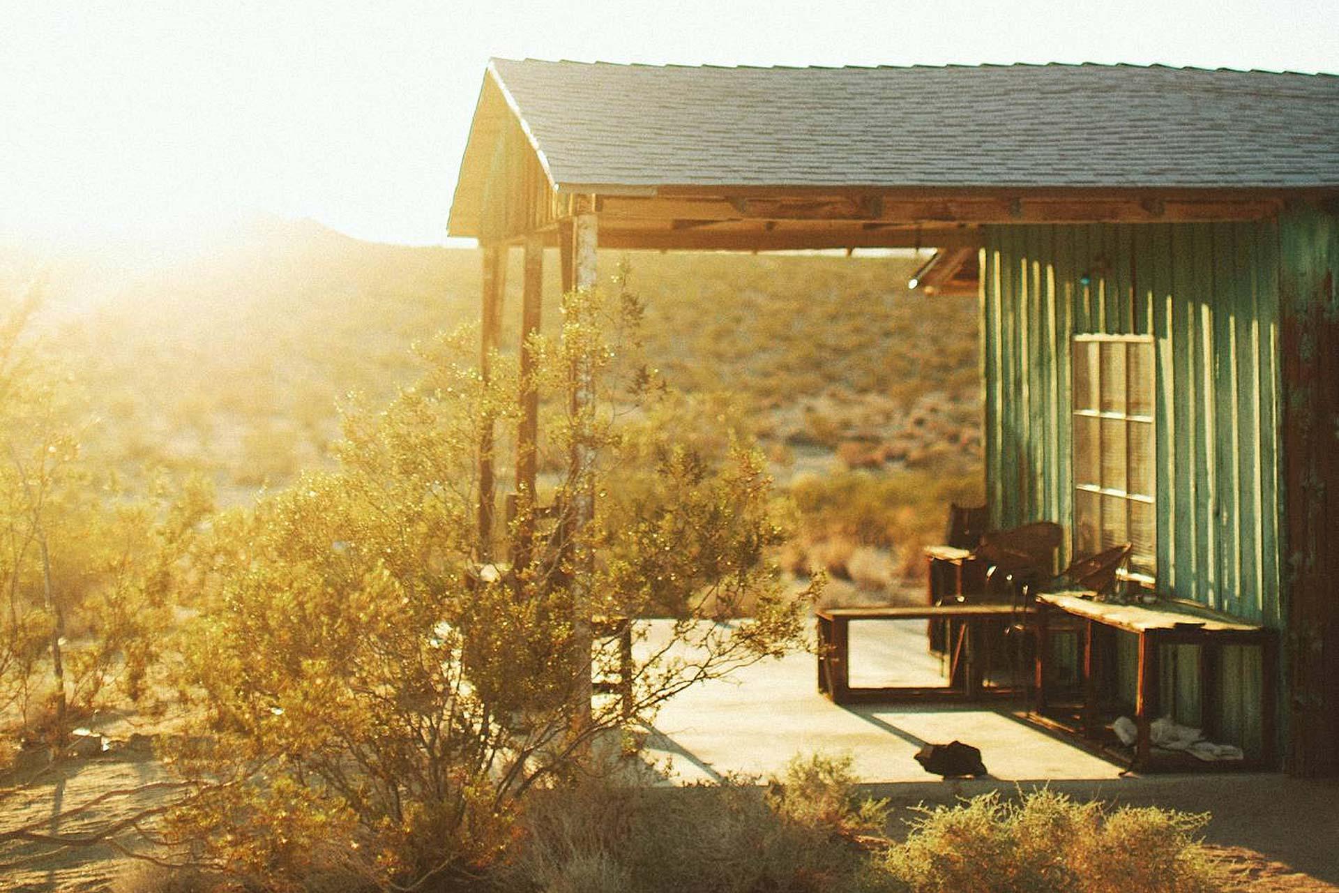 joshua tree homesteader cabin uncrate