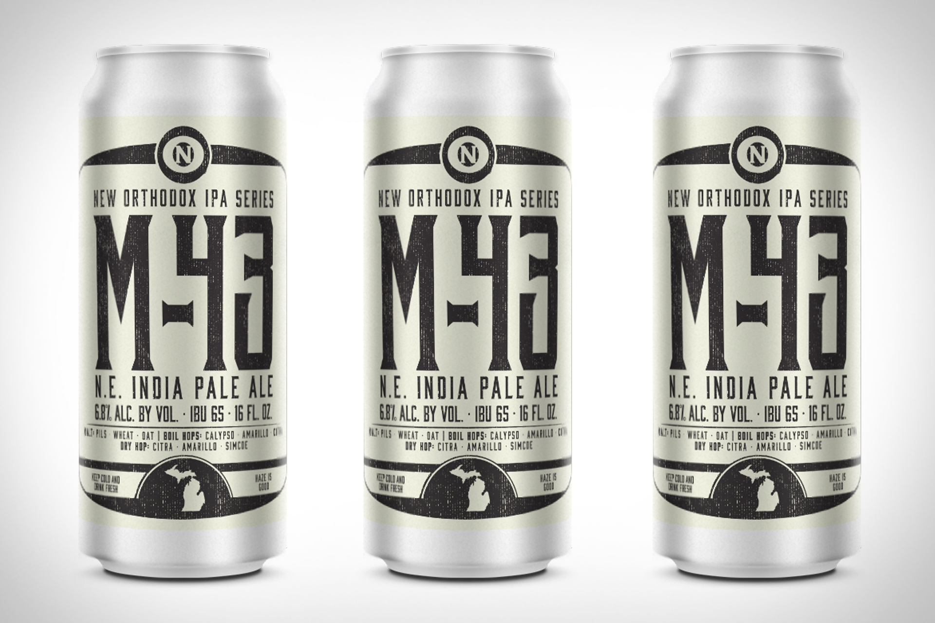 Old Nation Brewing M-43 IPA