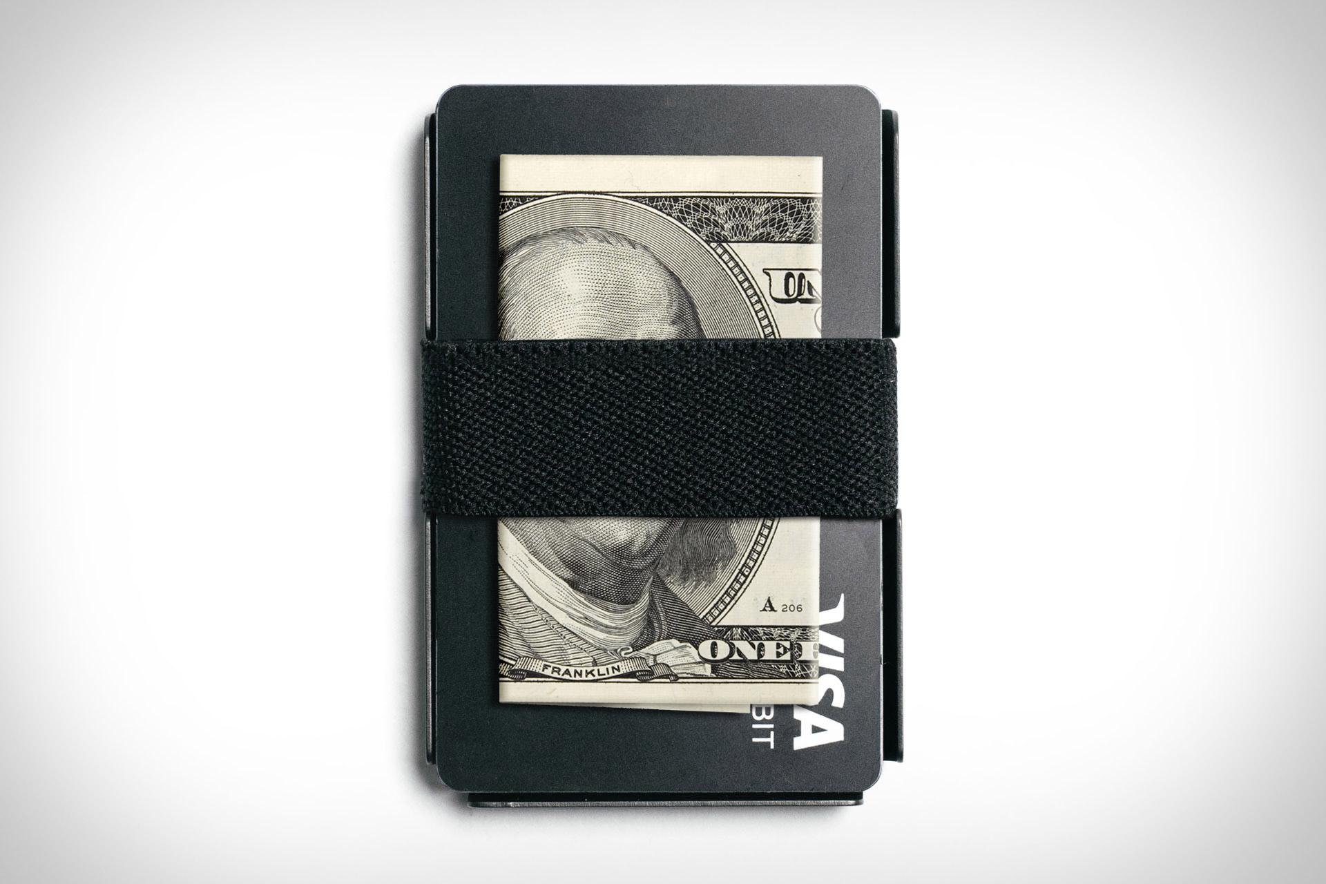 Machine Era Titanium Wallet Uncrate