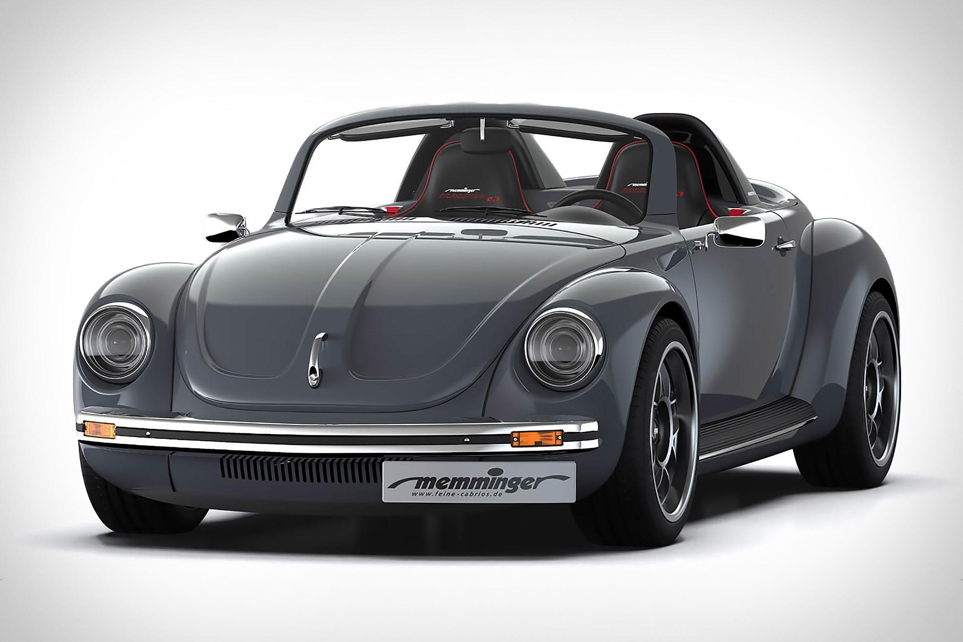 Memminger Beetle Roadster 2.7