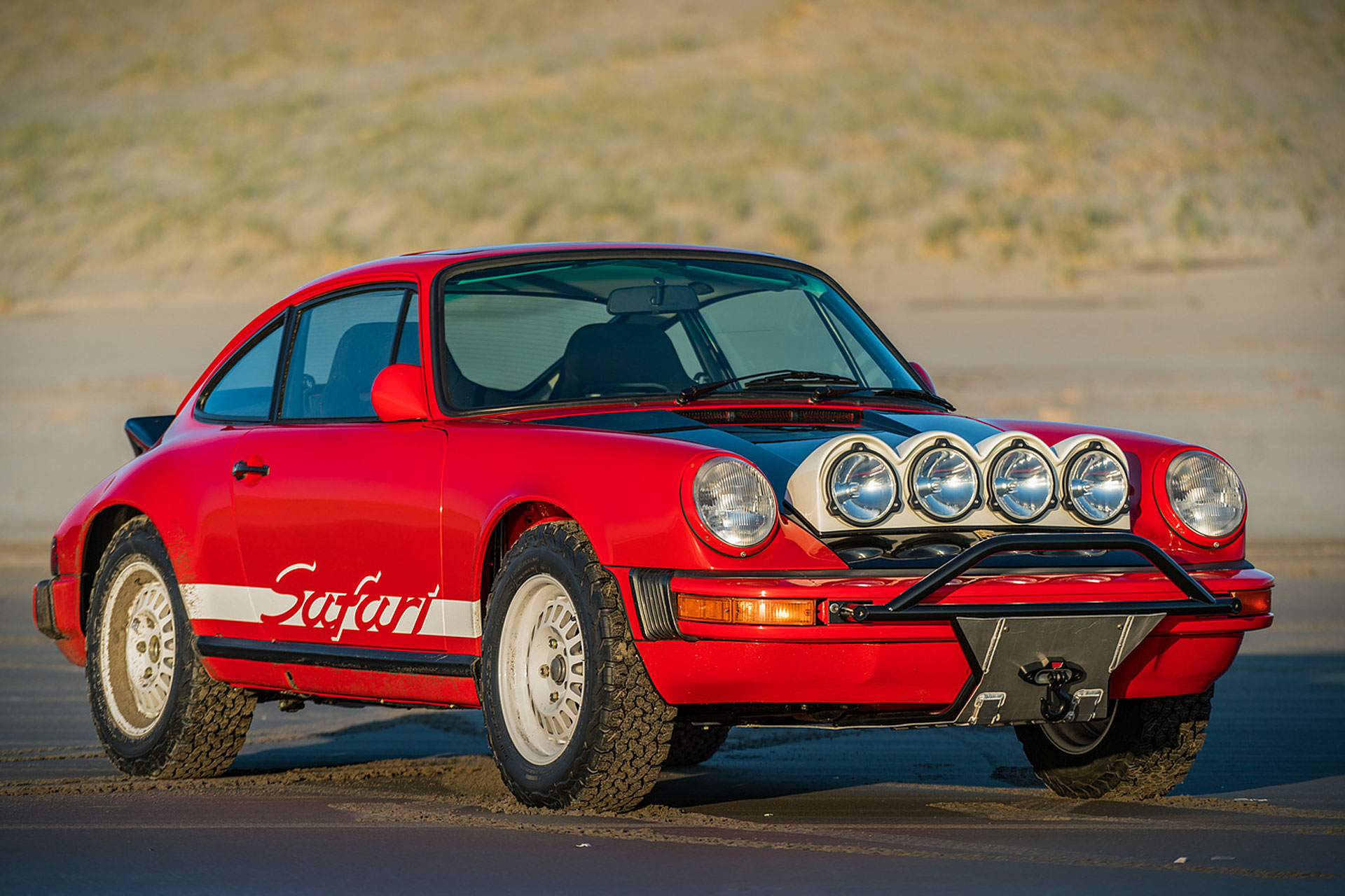 1983 Porsche 911sc Safari Uncrate