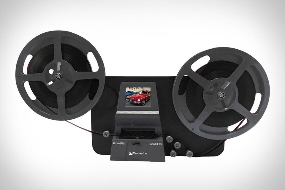 Wolverine MovieMaker Pro Film Converter