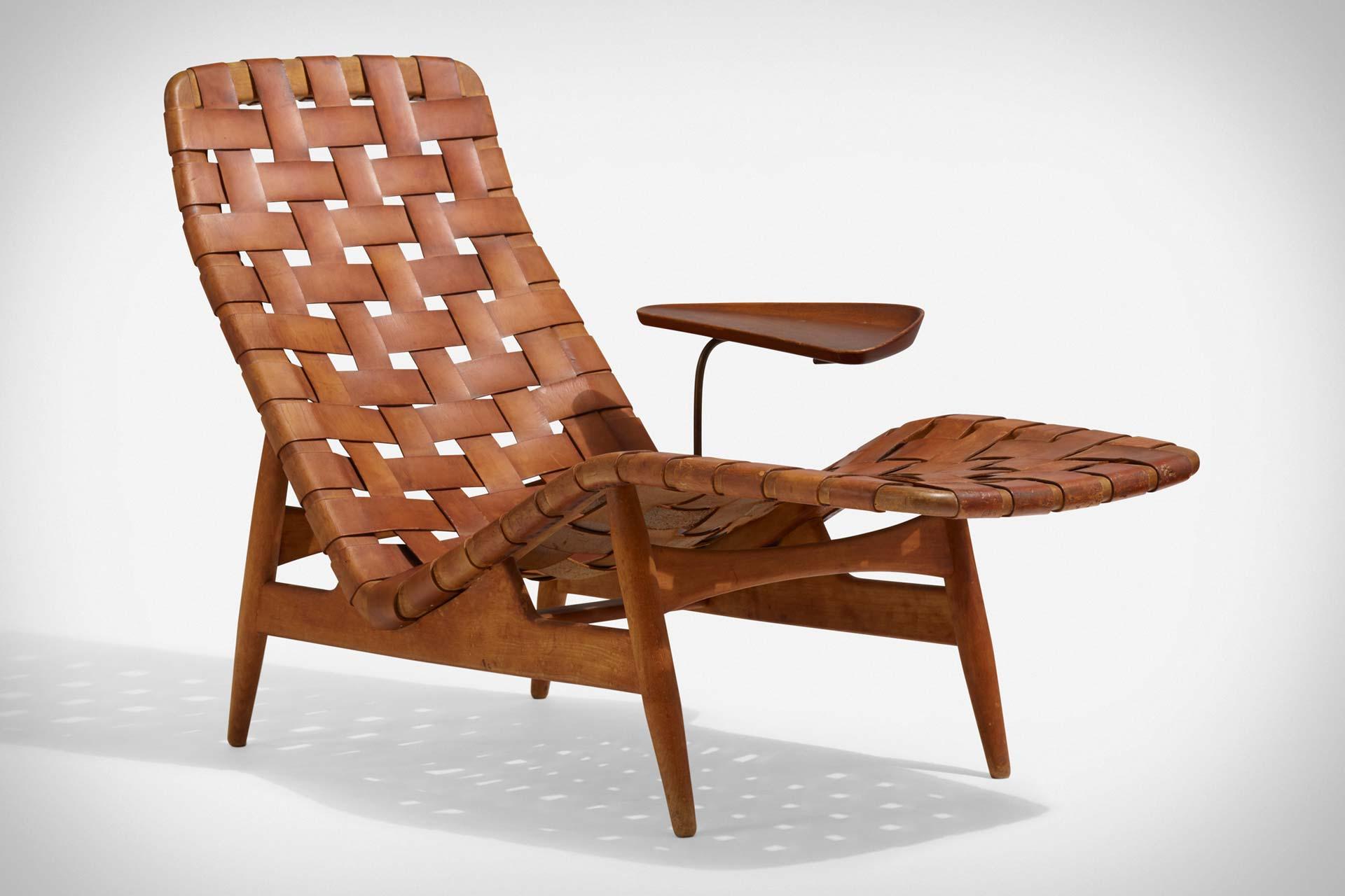 Arne Vodder Chaise Lounge