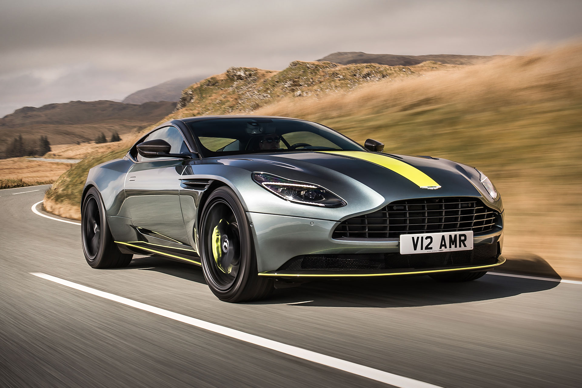 aston martin db11 amr coupe | uncrate