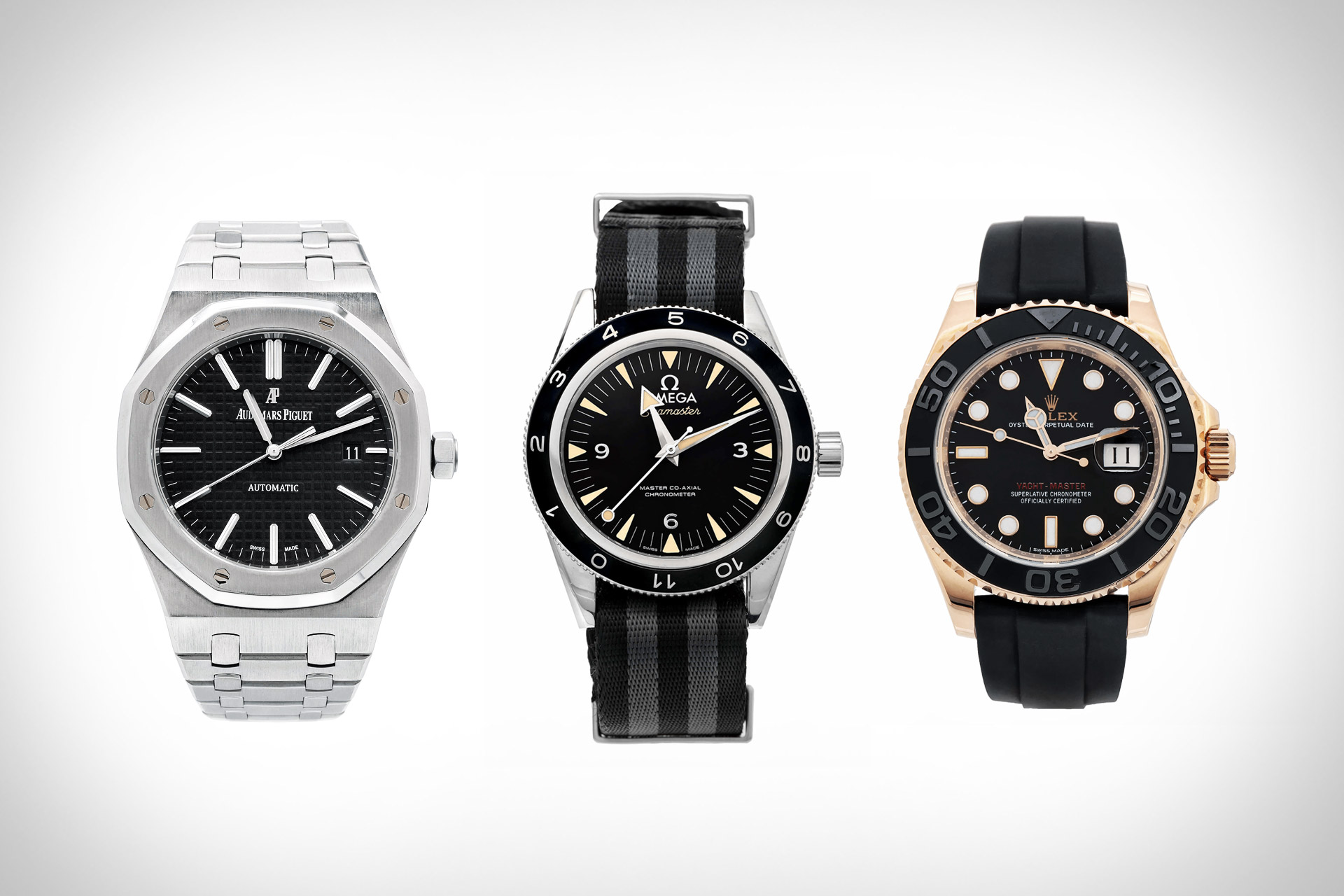 Timepieces cover image