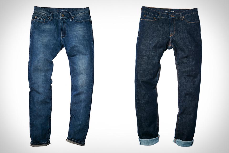 Mott & Bow 4-Way Stretch Jeans