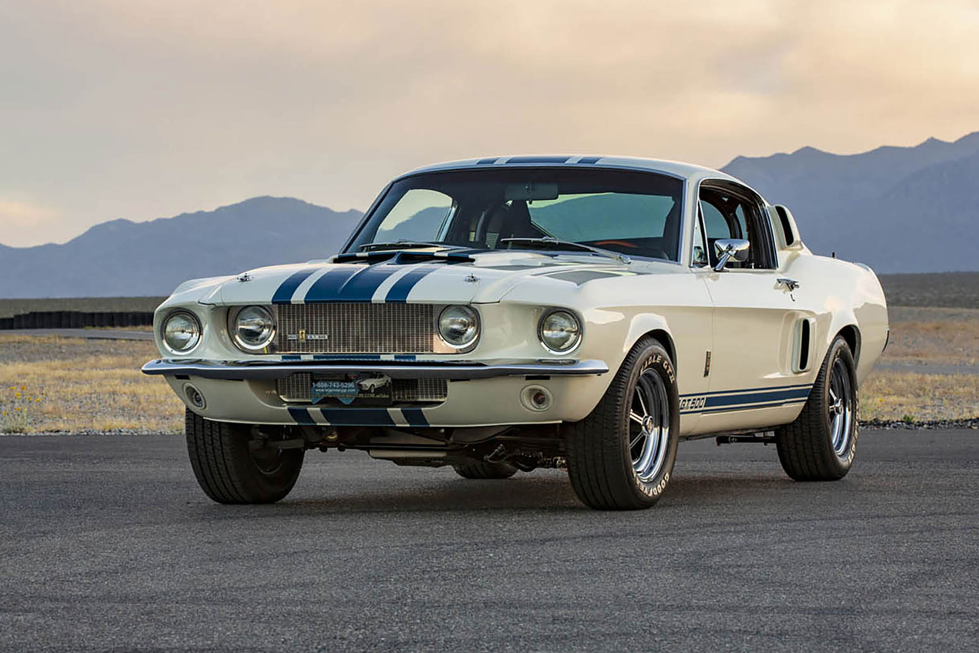 Ford Mustang Shelby Gt500 Super Snake Gebraucht