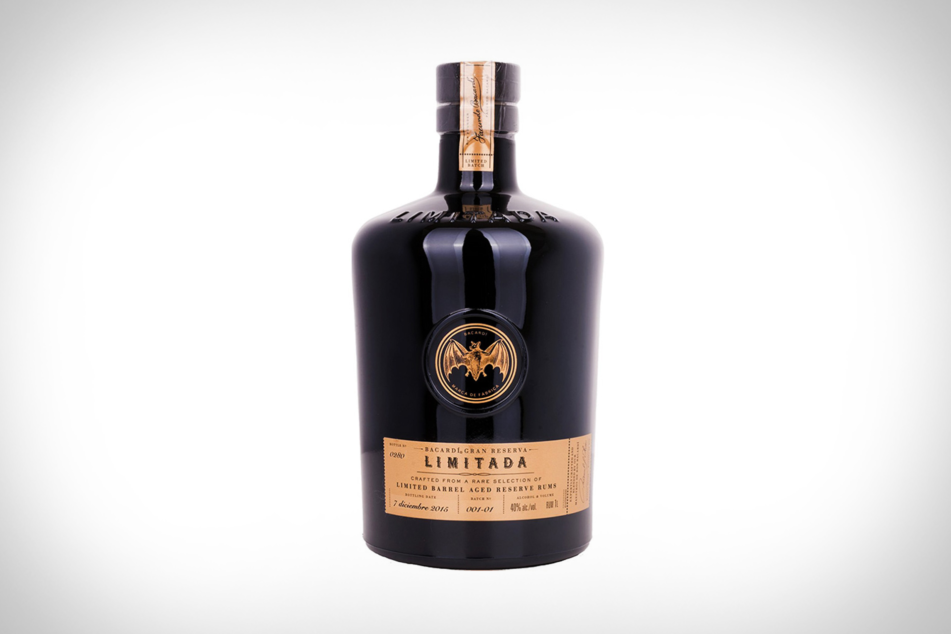 Bacardi Gran Reserva Limitada Rum