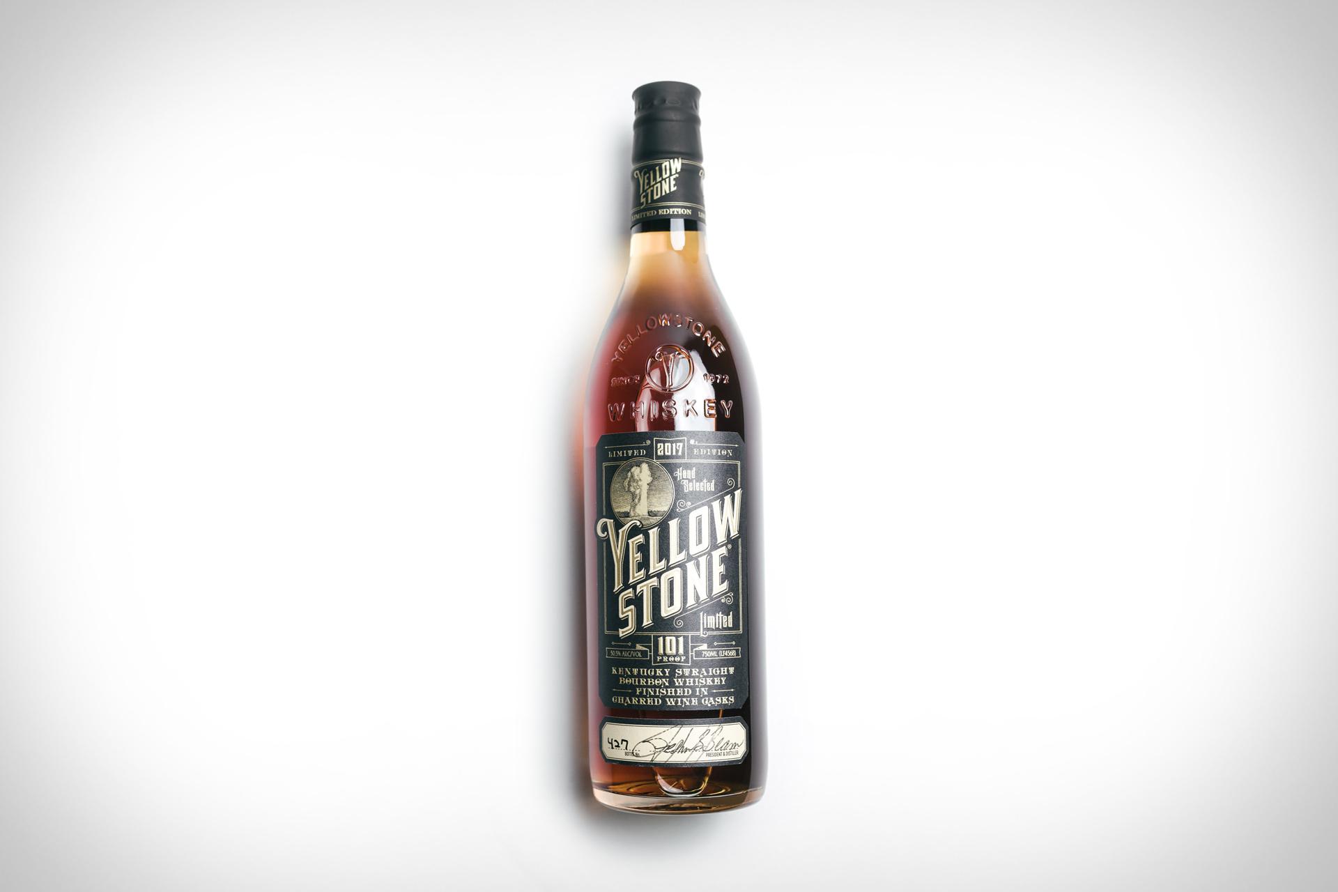 Yellowstone Limited Edition Bourbon