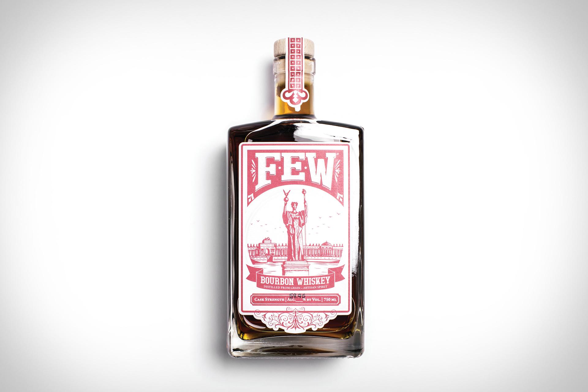 Few Cask Strength Bourbon