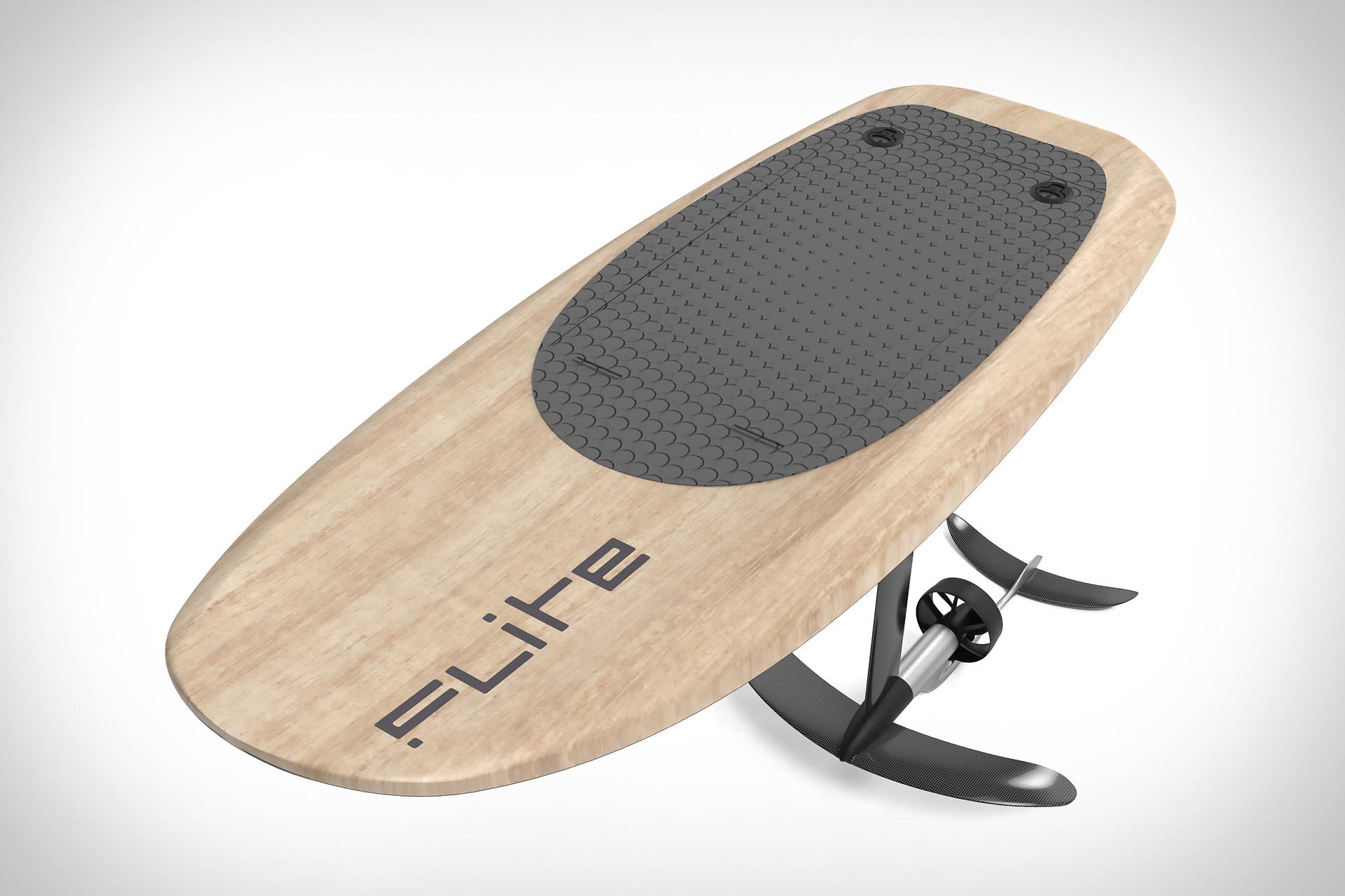 Fliteboard Electric Hydrofoil Surfboard Uncrate