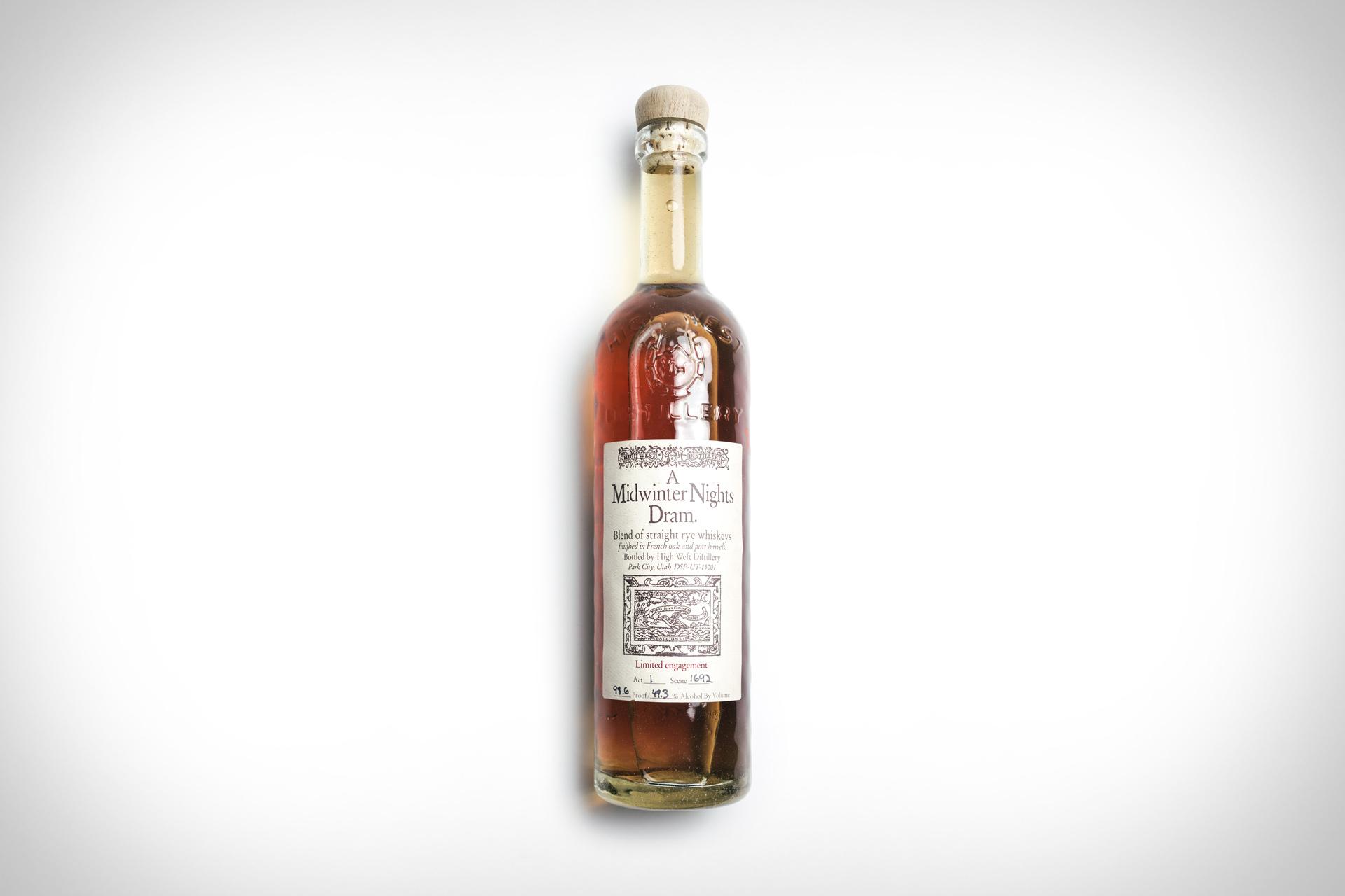 A Midwinter Night's Dram Whiskey