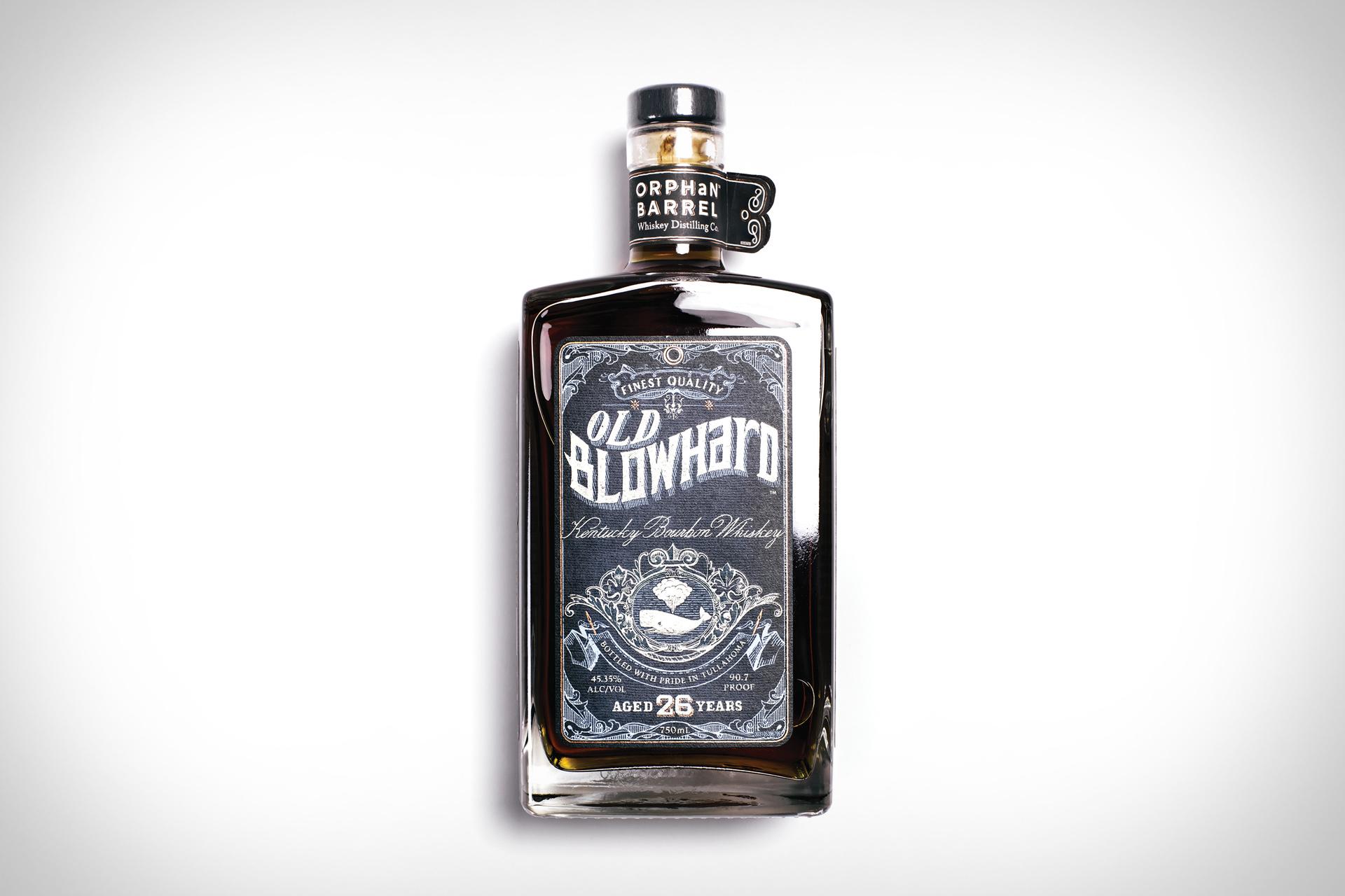 Orphan Barrel Old Blowhard Bourbon