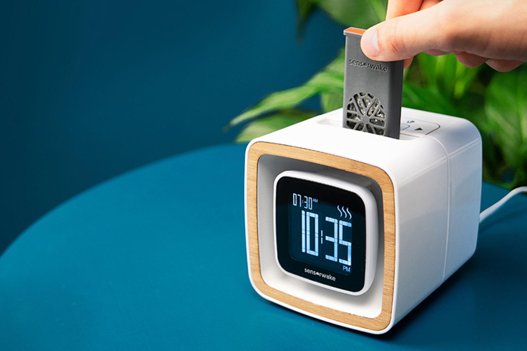 Sensorwake Trio Scent-Based Alarm Clock