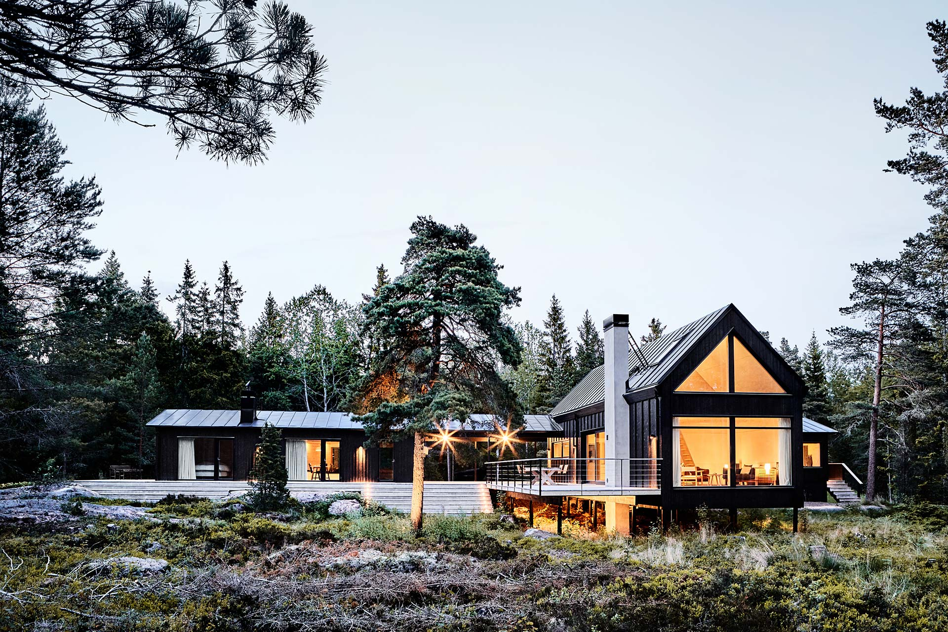 Stockholm Summer House Uncrate