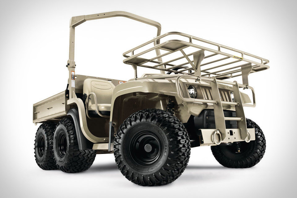John Deere Military Gator Utility Vehicles Uncrate