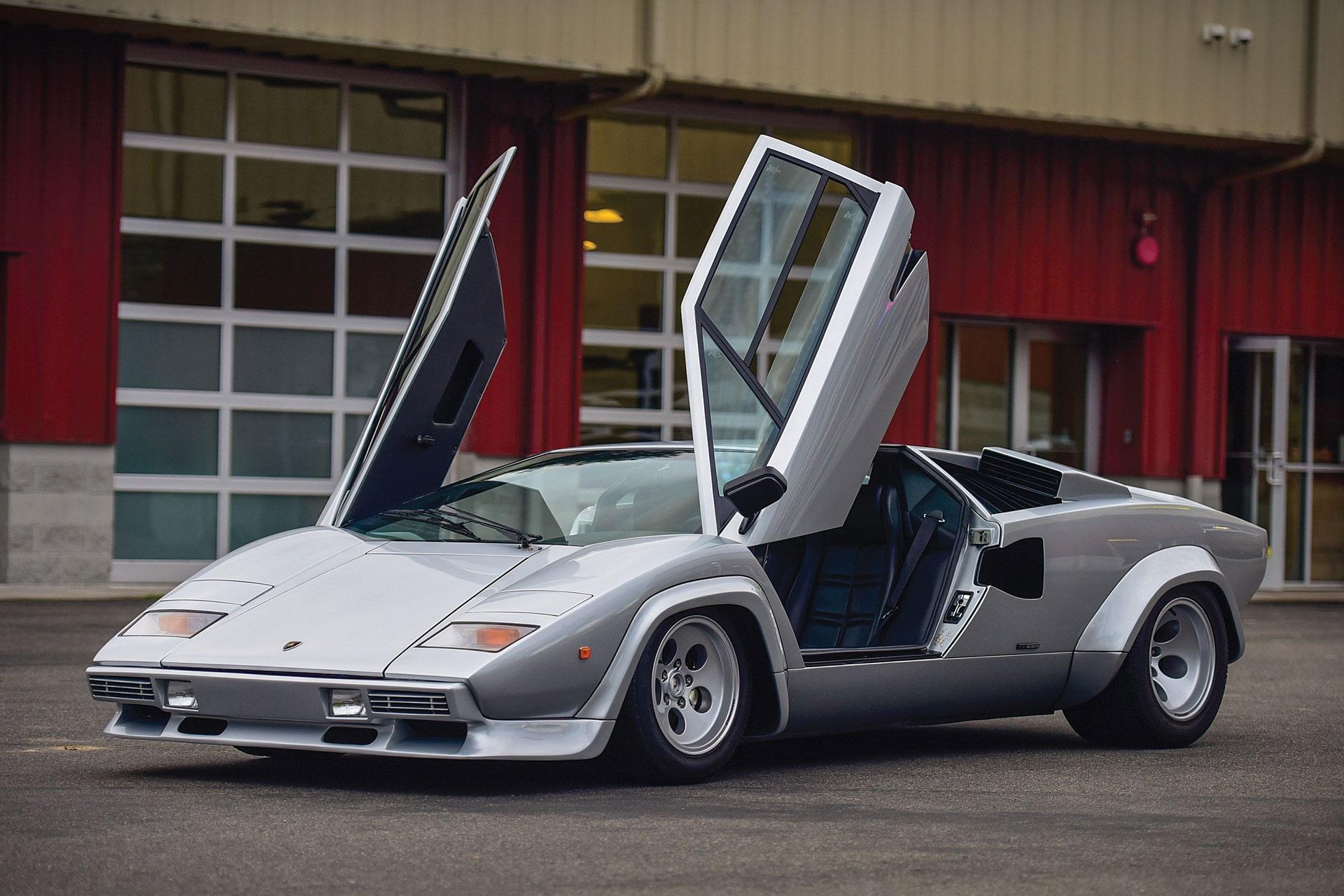 1981 Lamborghini Countach Lp400 S Coupe Uncrate