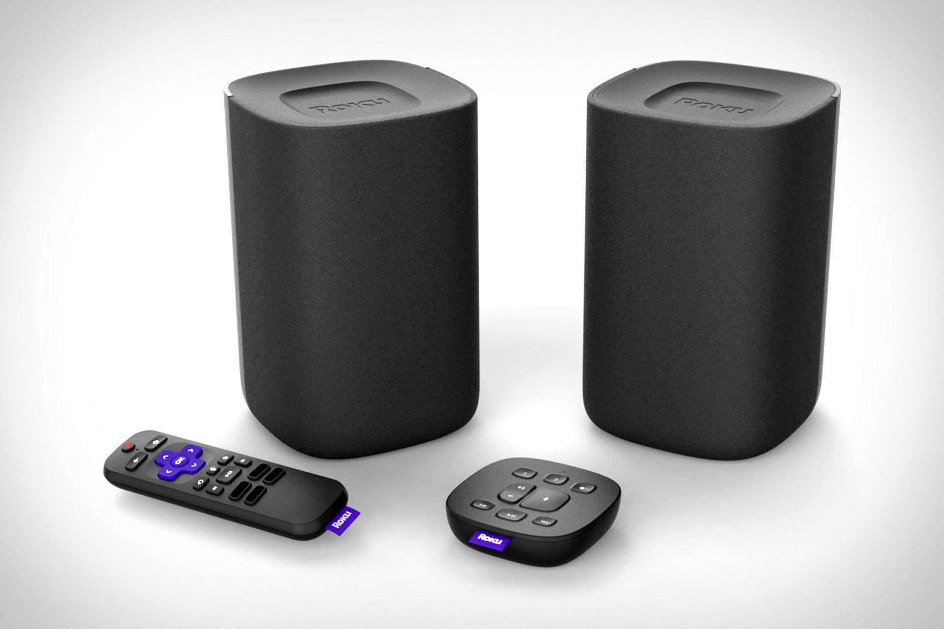 Roku TV Wireless Speakers