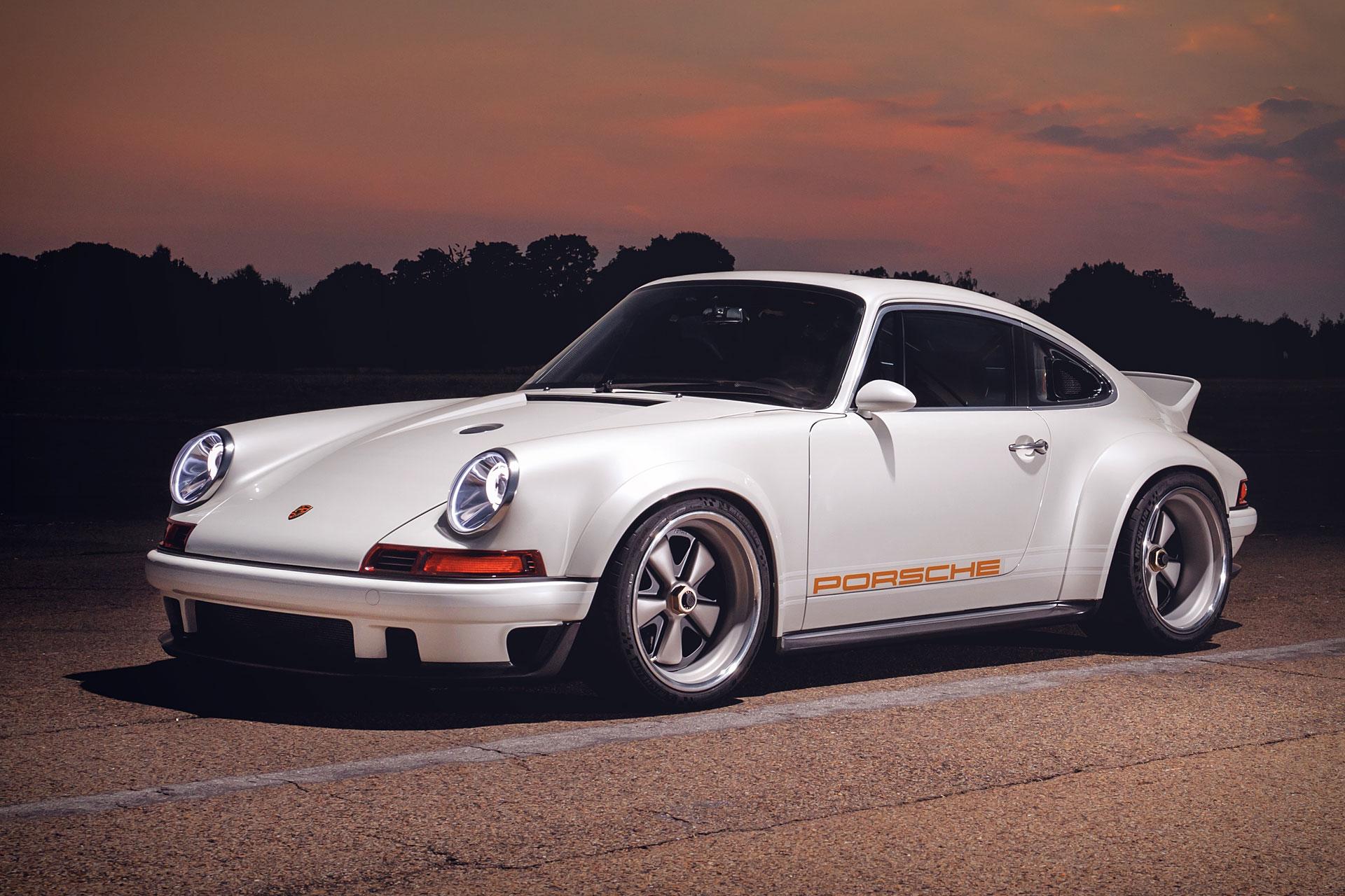 Singer Vehicle Design x Williams DLS Porsche Coupe