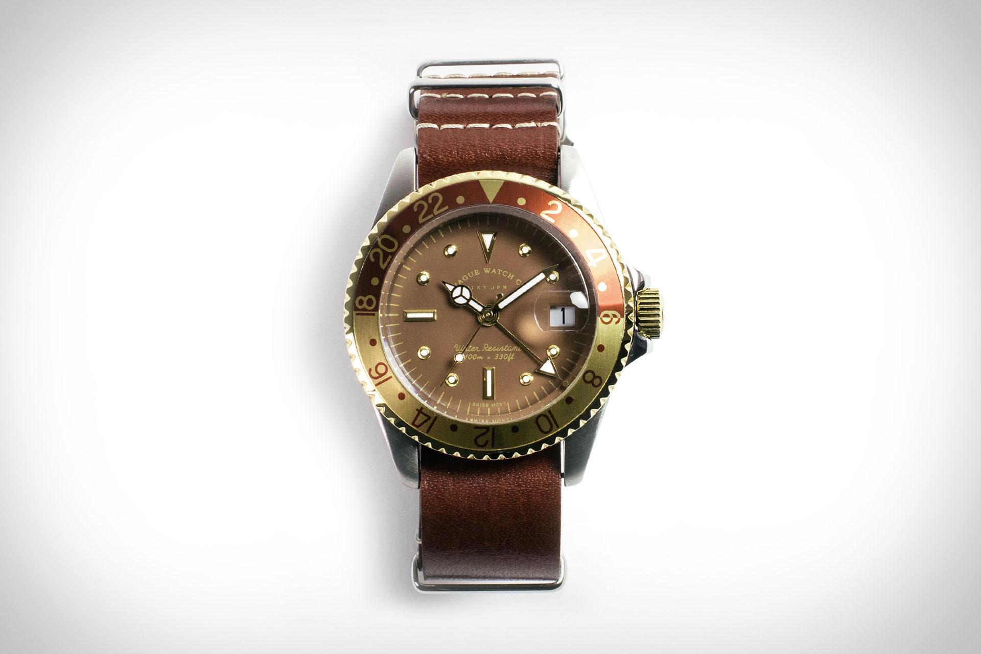 Vague GMT Watch