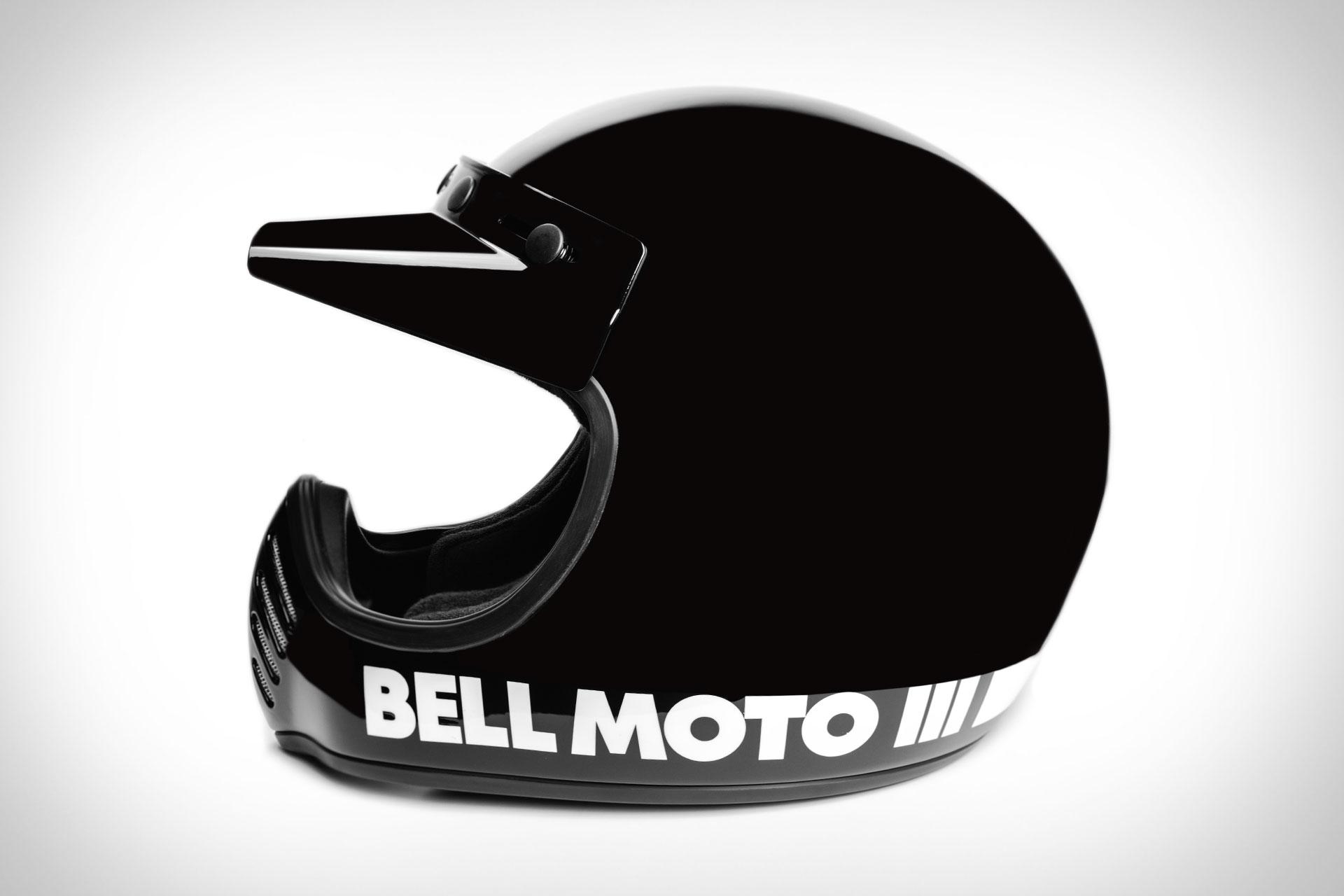 Bell Moto 3 >> Bell Moto 3 Helmet