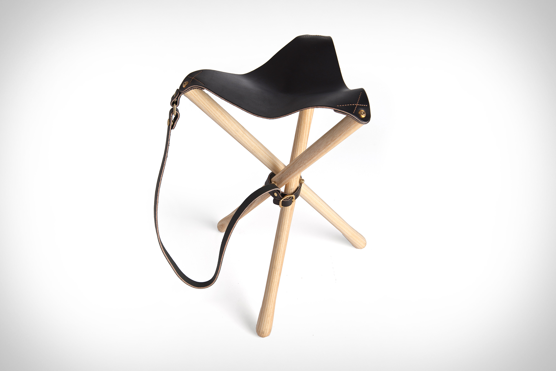 Wood Amp Faulk Camp Chair Uncrate