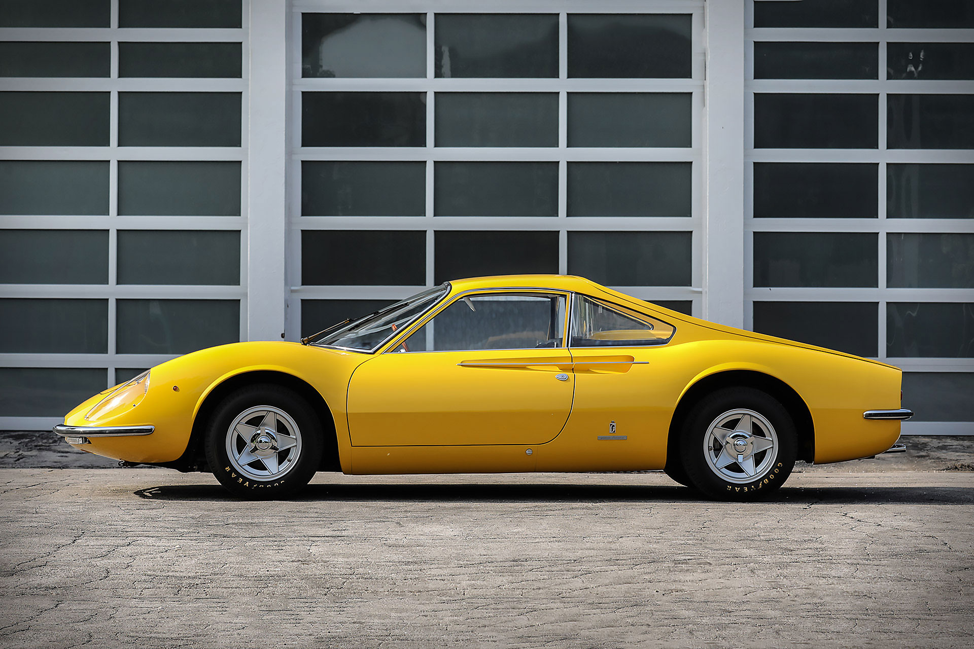 1966 Ferrari Dino Berlinetta GT Prototype