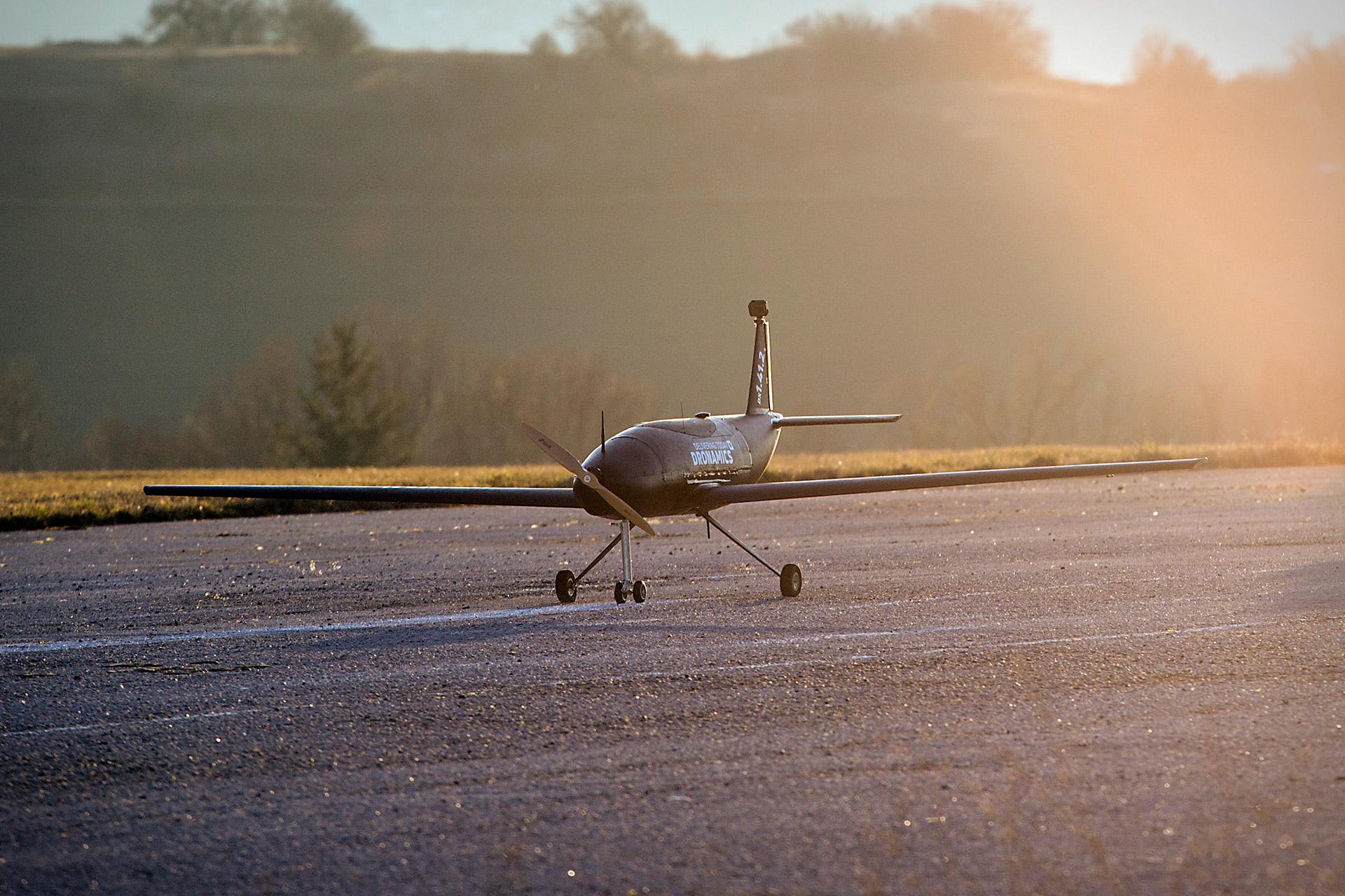 Dronamics Black Swan Unmanned Aircraft