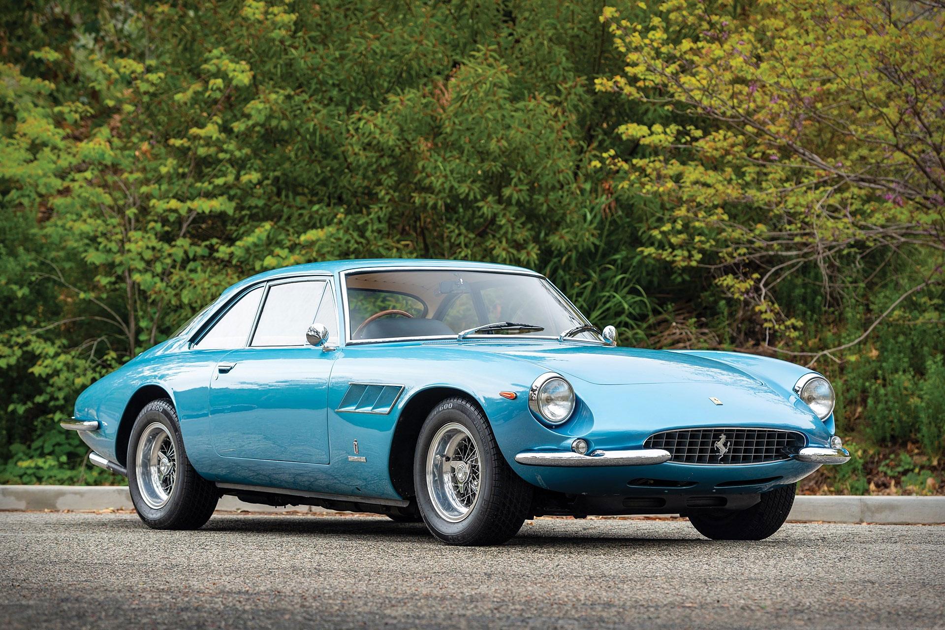 1966 Ferrari 500 Superfast Series II Coupe