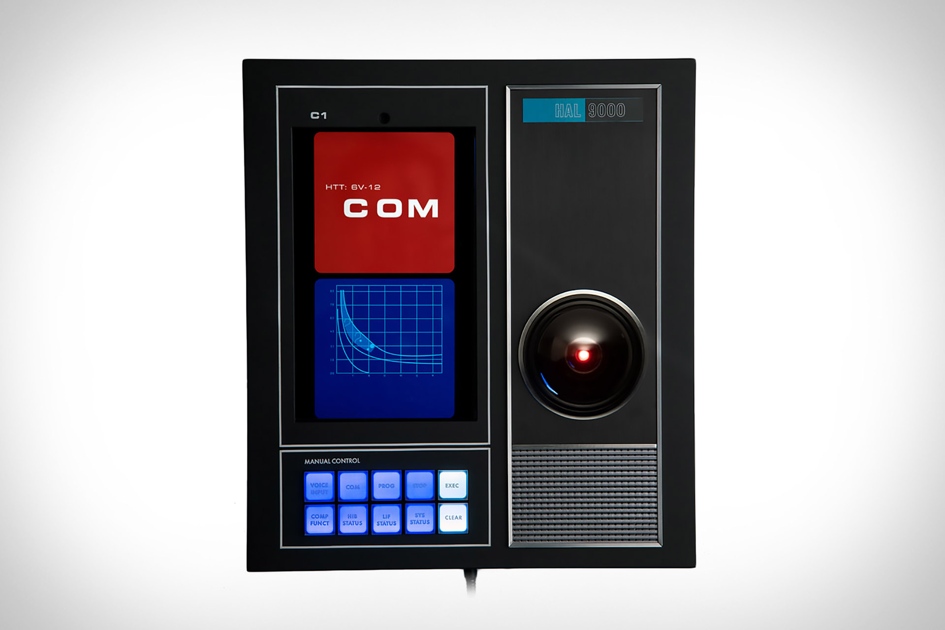 HAL 9000 レプリカ | Uncrate