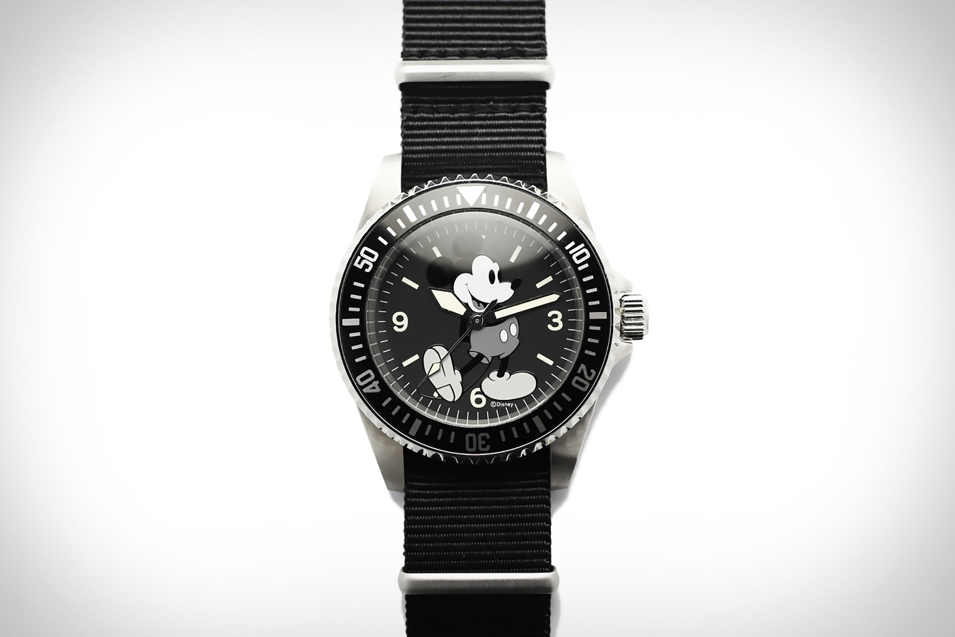 Jam Home Made x Bounty Hunter Mickey Mouse Watch