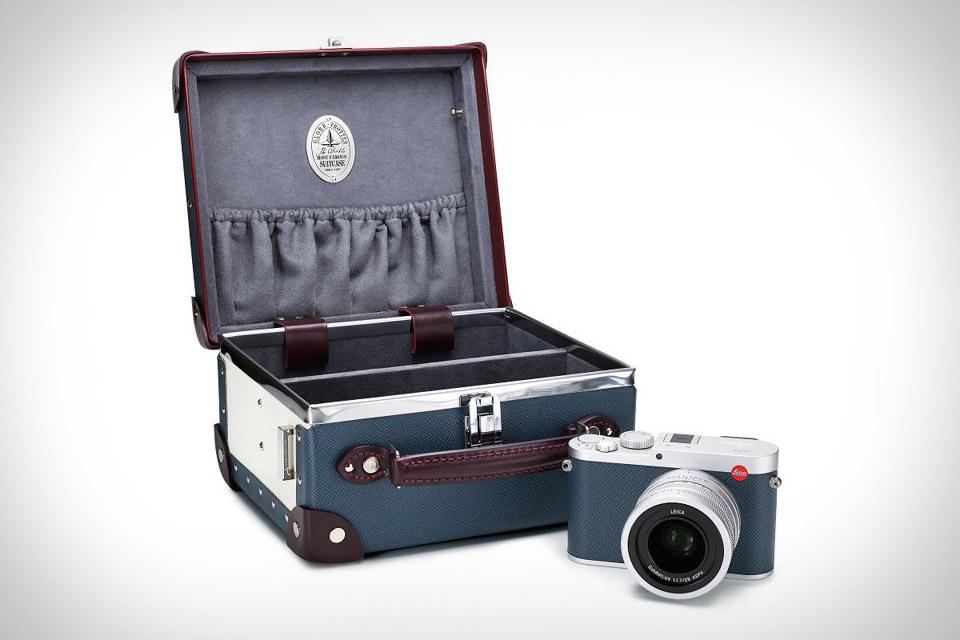 ライカ Q グローブ・トロッター カメラ