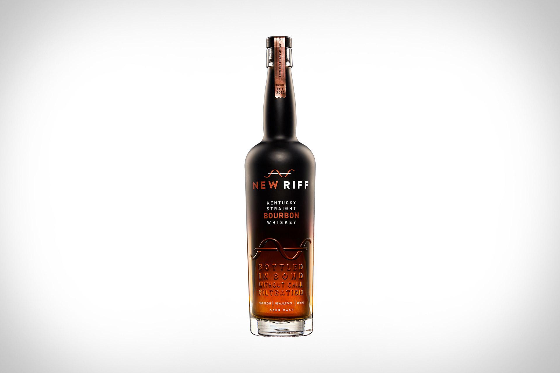 New Riff Bottled-In-Bond Bourbon