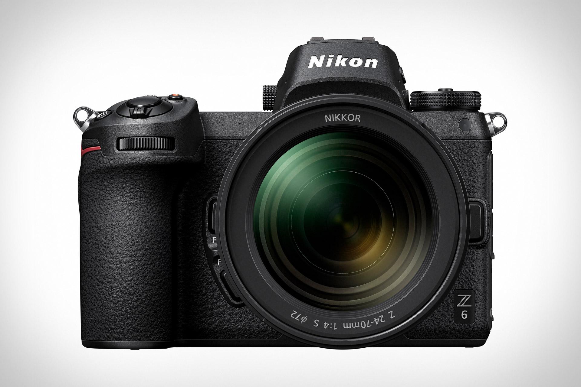 Nikon Z7 and Z6 Cameras