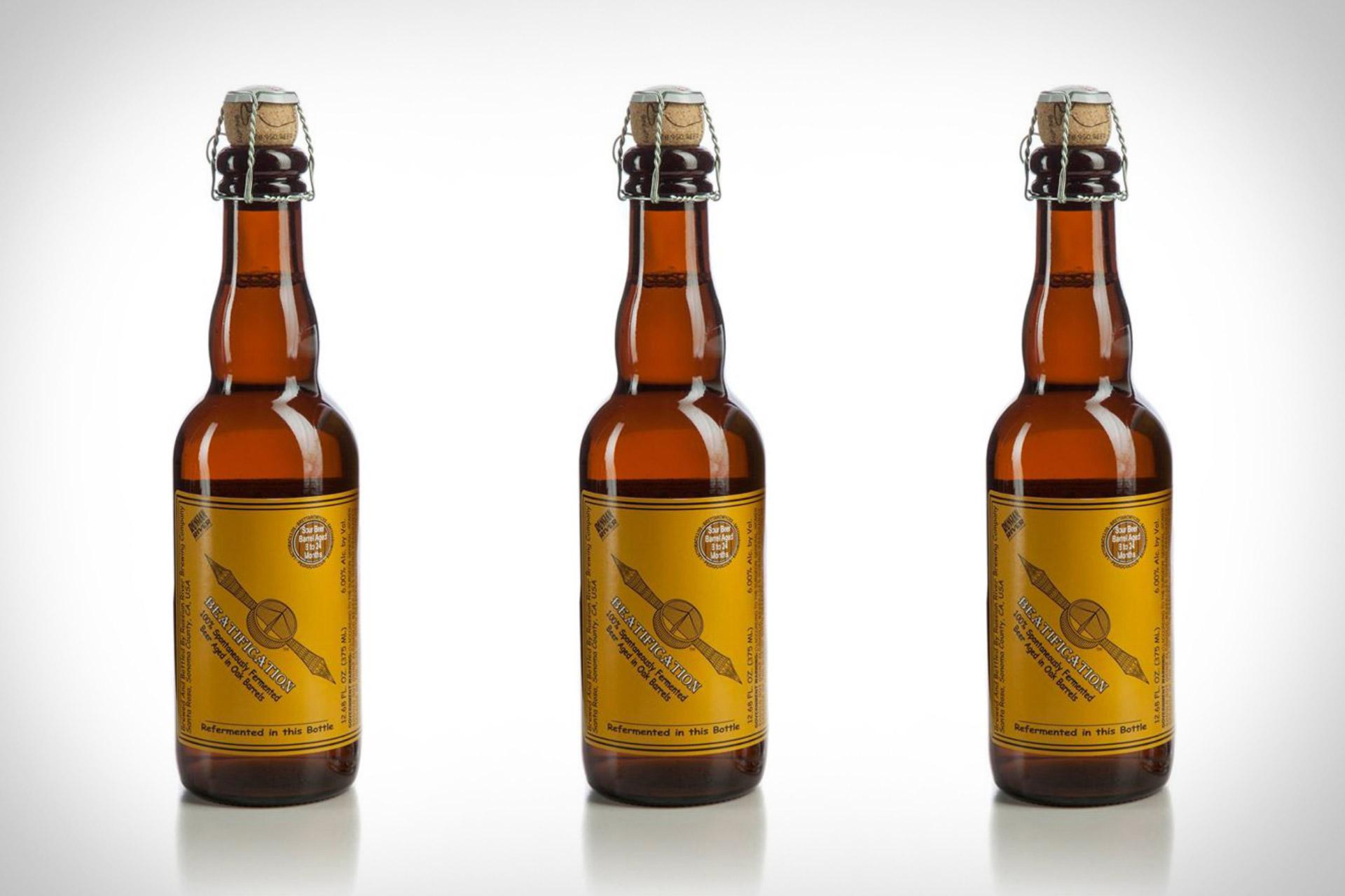 Russian River Beatification Beer