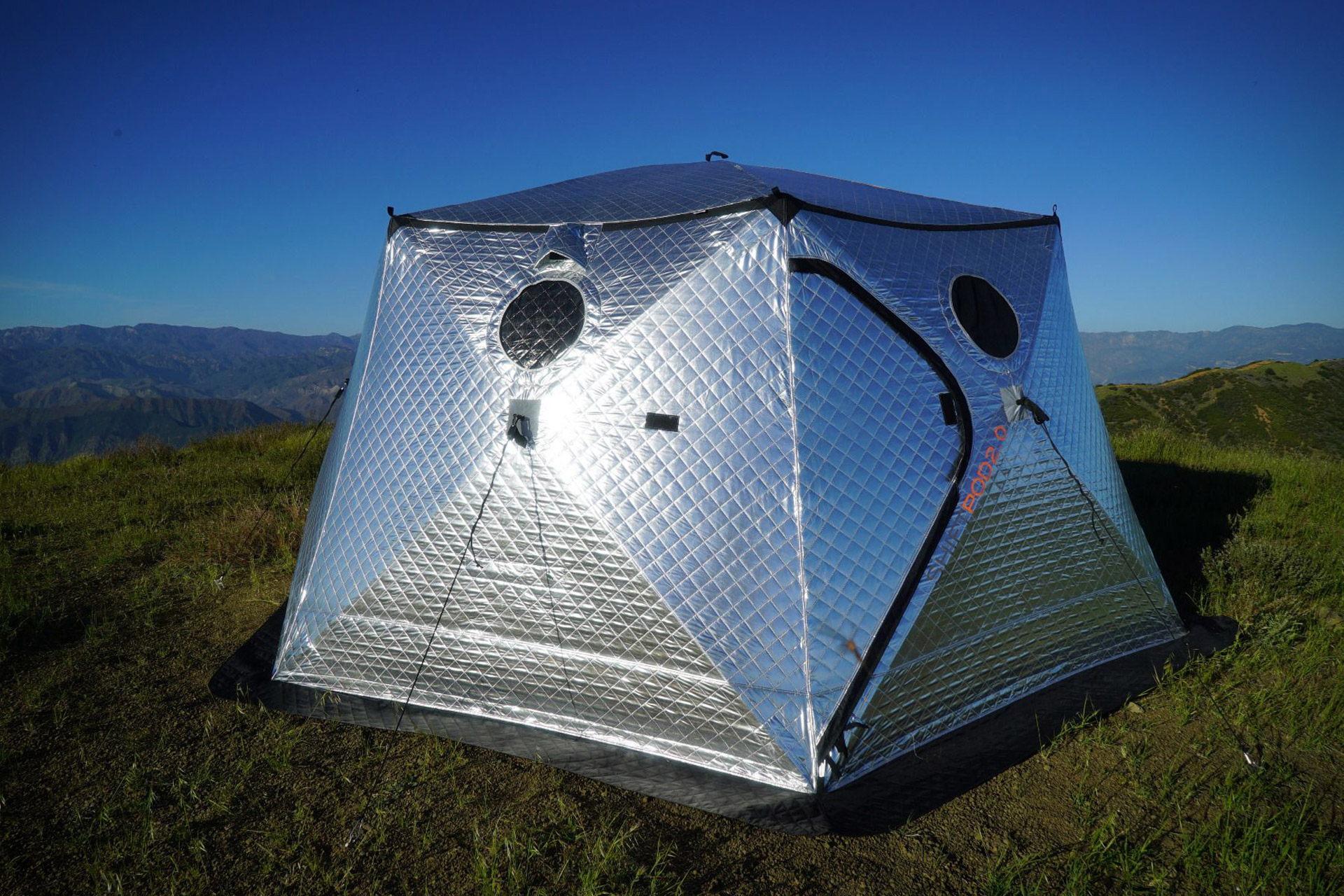 Shiftpod 2 Portable Shelter Uncrate