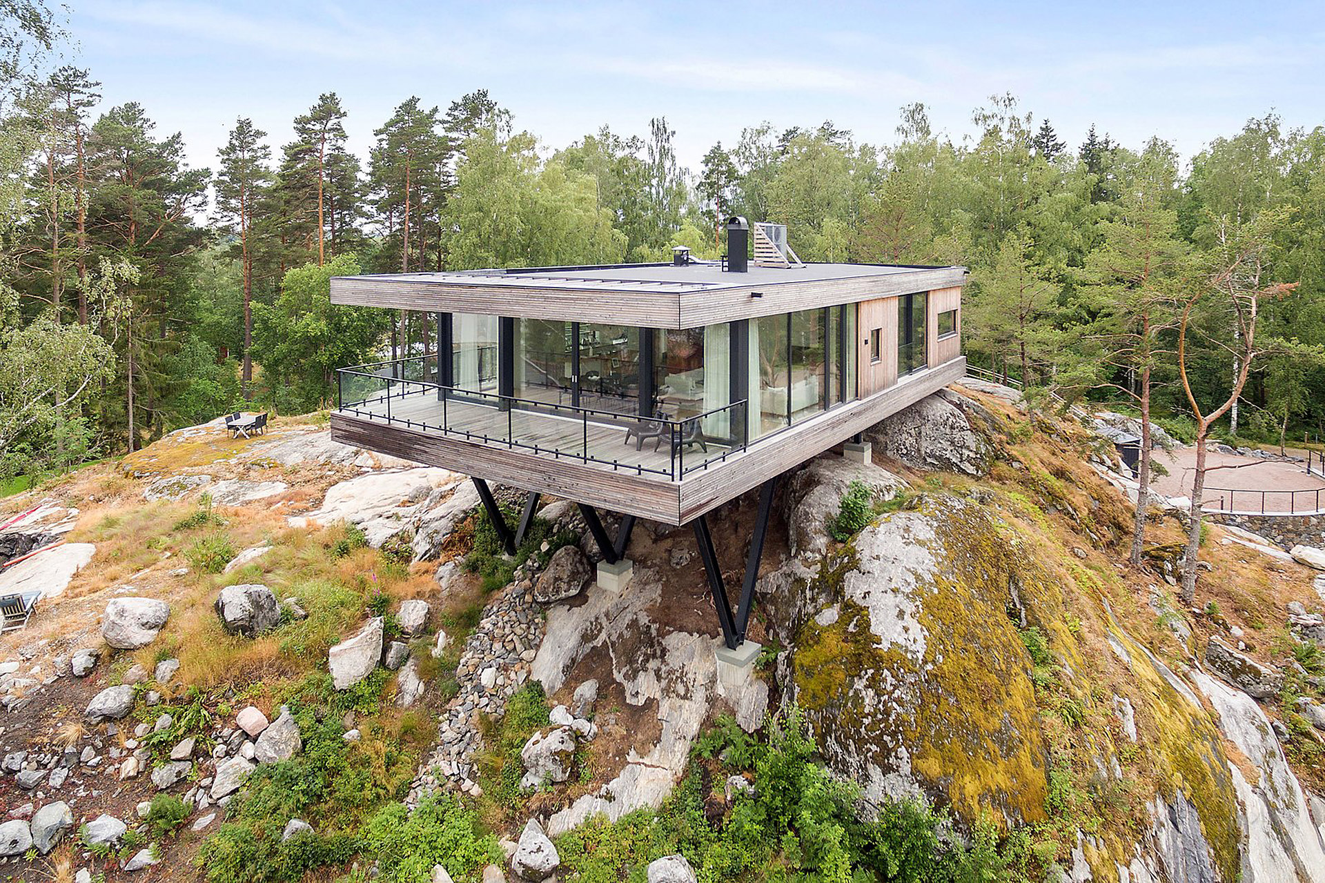 Svartviksvagen House